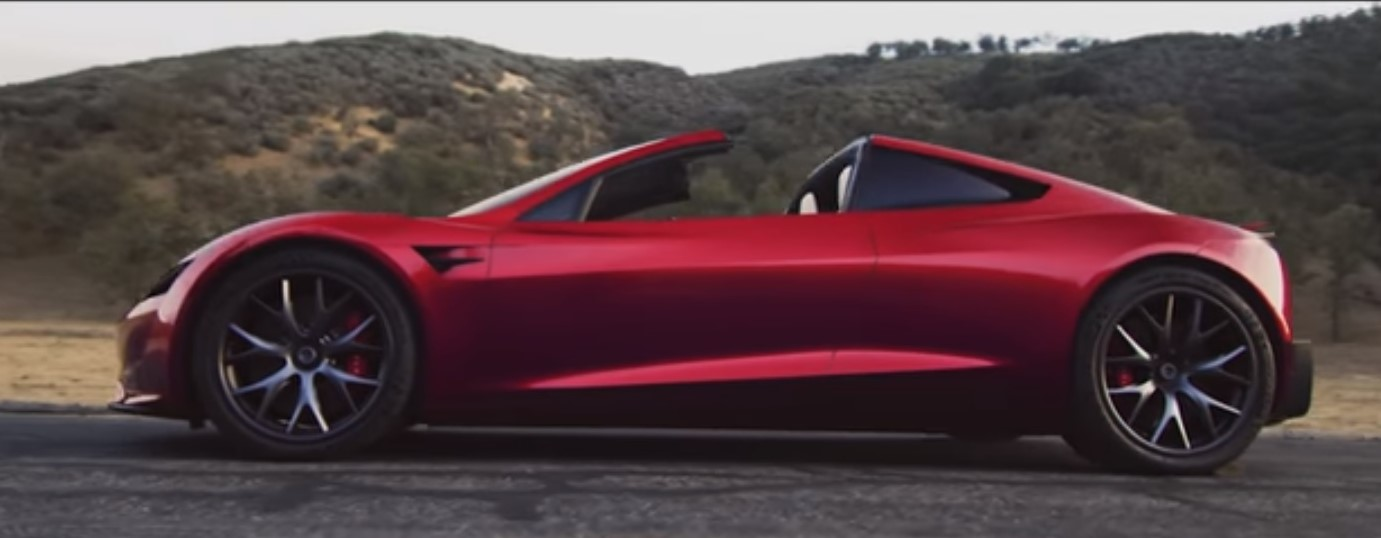 is the 2020 tesla roadster actually going to be a roadster    cars