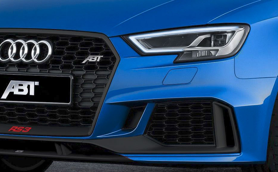 2018 Audi Rs3 By Abt Sportsline Top Speed