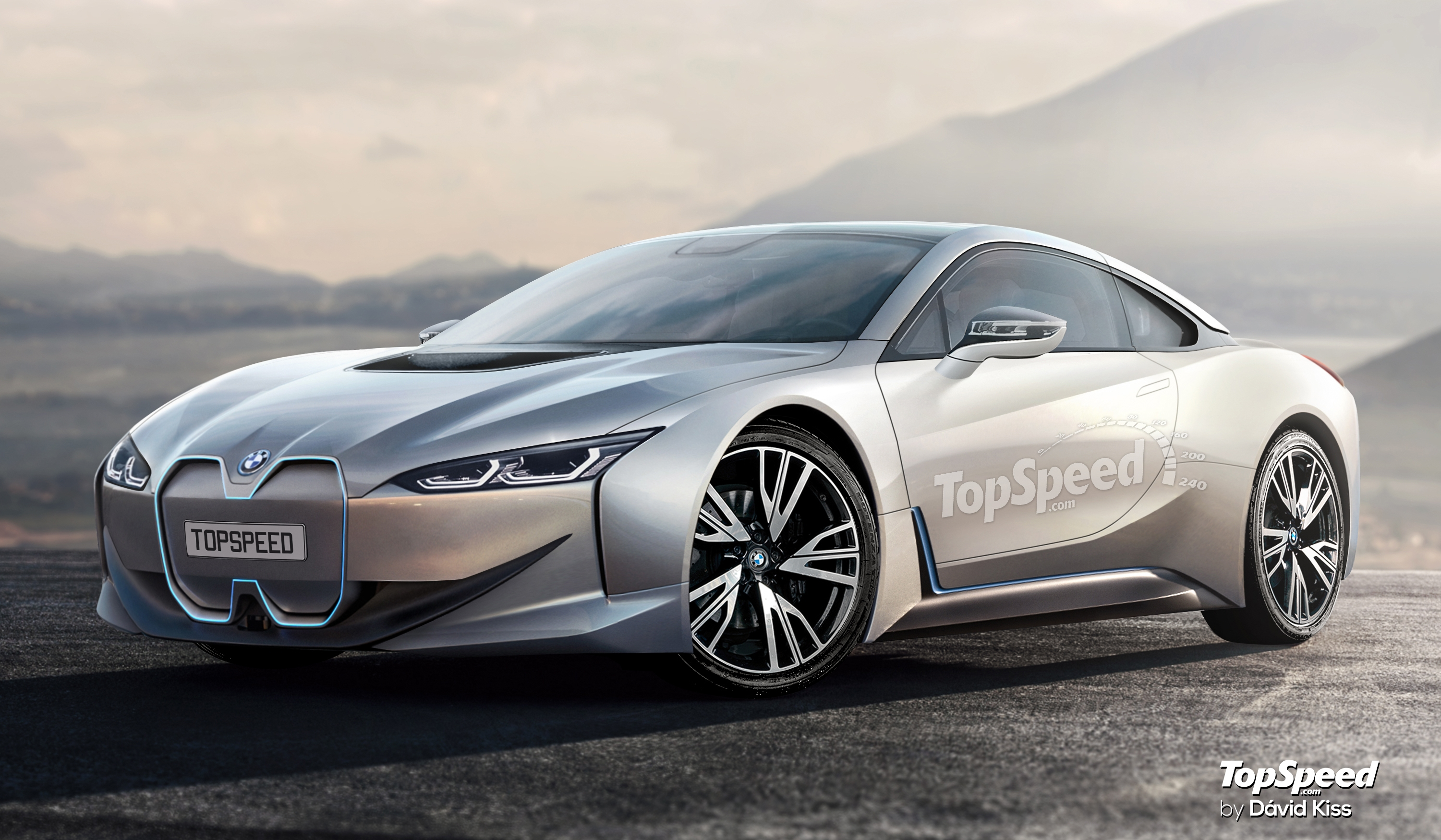 2020 Bmw I8 Top Speed