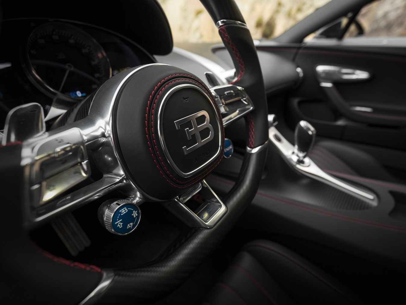 2018 Bugatti Chiron Number One Edition Top Speed