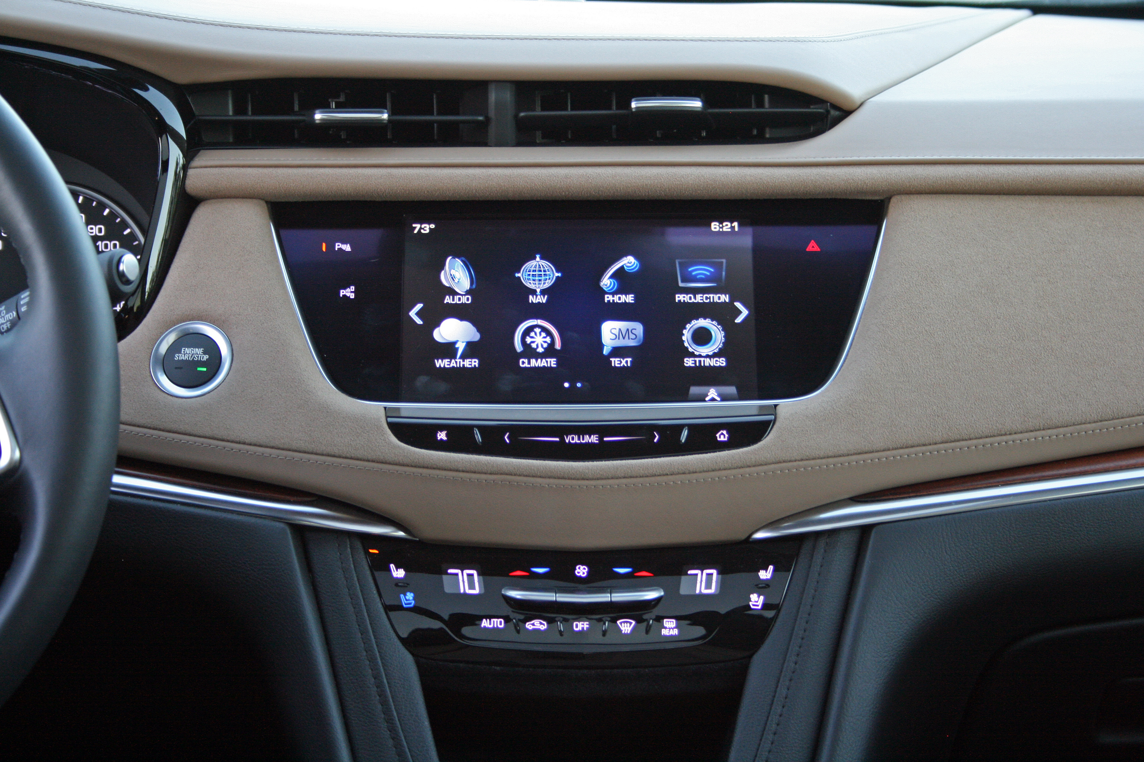 Cadillac Cue Software Update   Top New Car Release Date