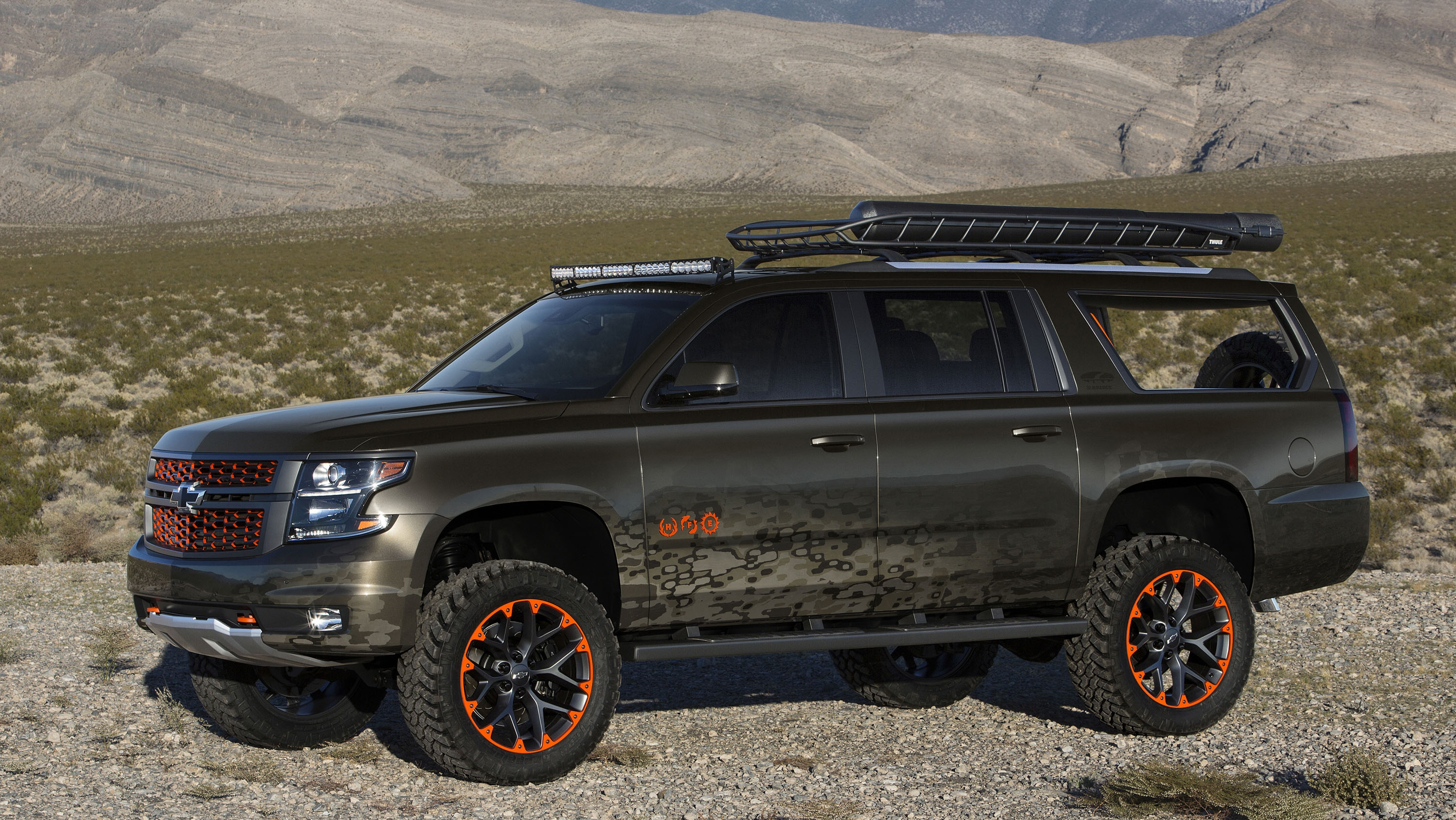 Cars With Third Row Seating >> 2017 Chevrolet Suburban Luke Bryan Concept | Top Speed