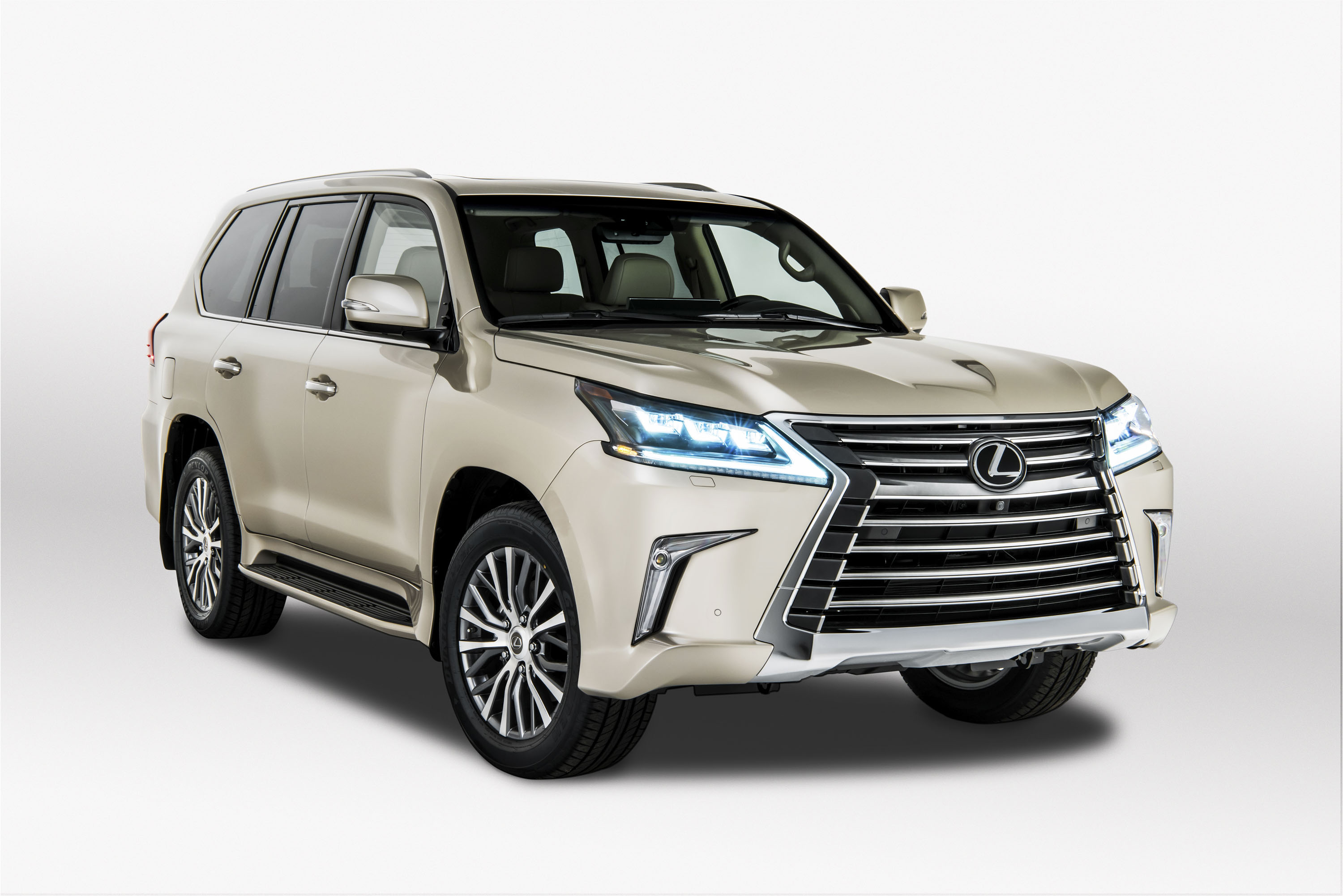Lexus 3rd Row >> Eject O Seat O 2019 Lexus Lx Drops Third Row And 5 000 Off The