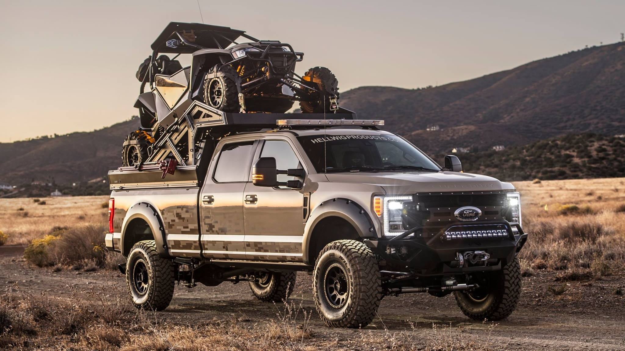 2017 ford f 350 the operator by hellwig top speed