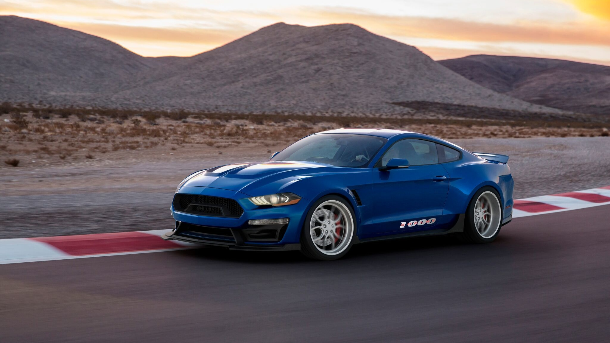 2018 Ford Shelby Mustang 1000 Pictures Photos Wallpapers Top Speed