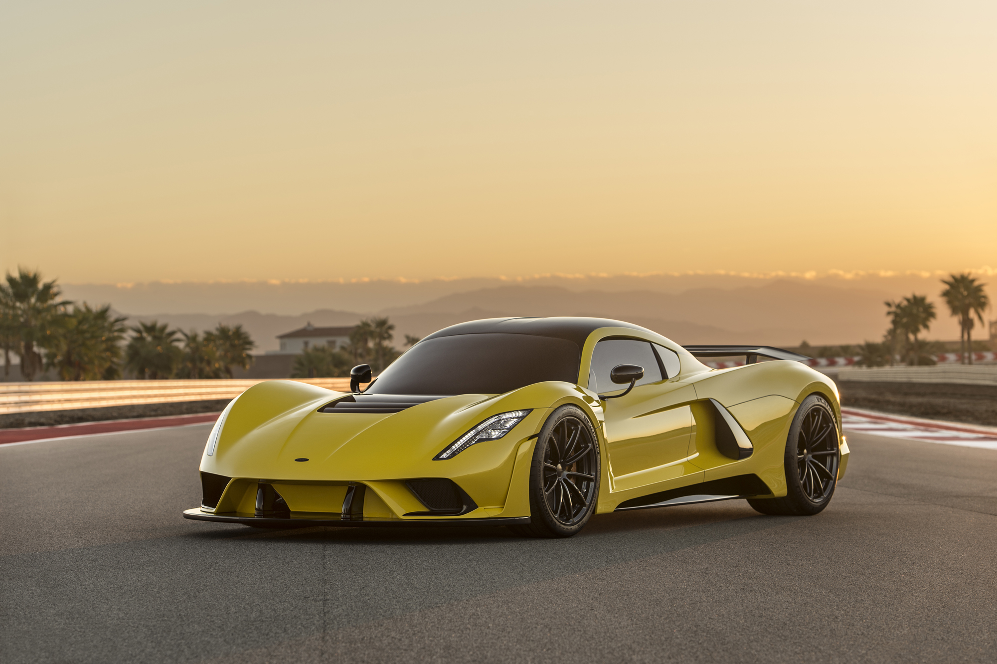 2019 Hennessey Venom F5 | Top Speed