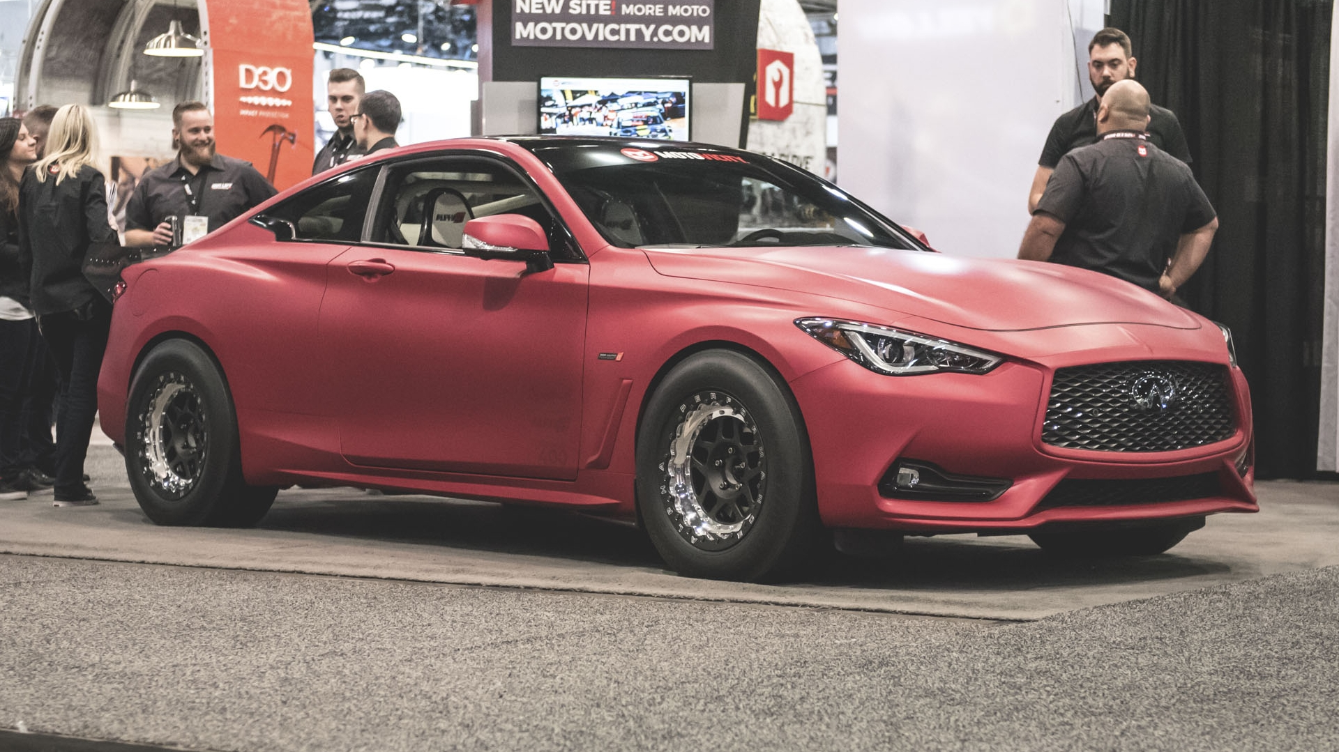 Infiniti Q60 Red Alpha >> 2017 Infiniti Q60 Red Alpha Concept Review - Gallery - Top Speed