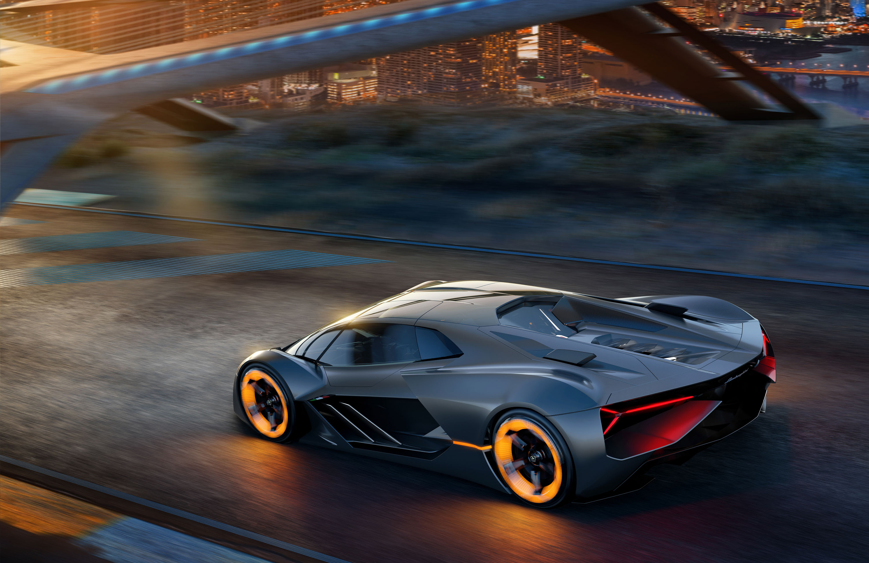 2019 Lamborghini Lb48h Hybrid Supercar Top Speed