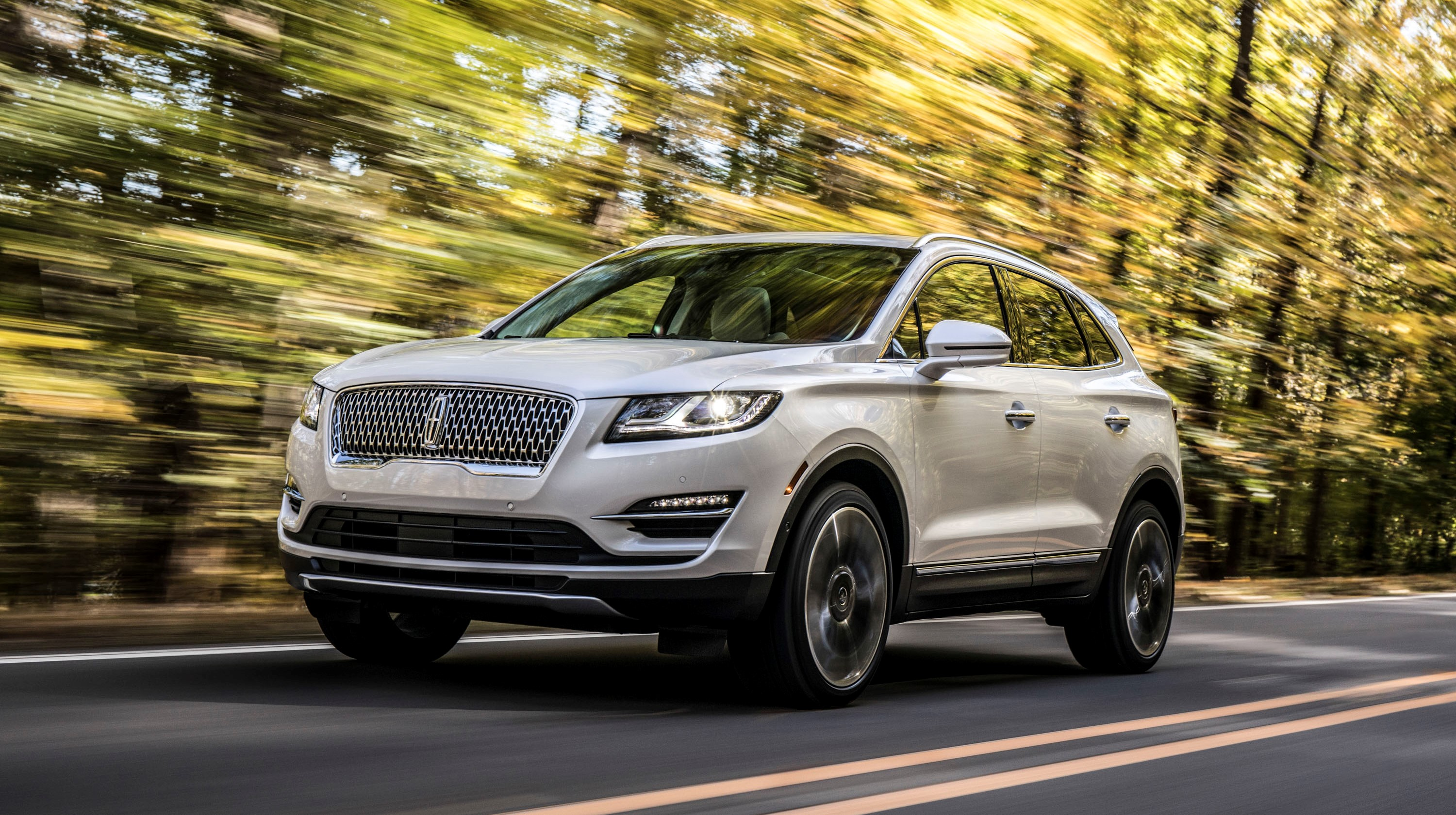 Ford Suv Models >> 2019 Lincoln MKC | Top Speed