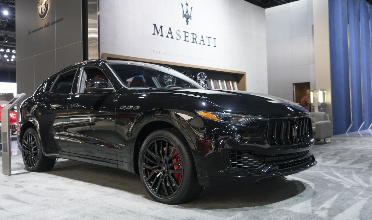 Maserati Debuts Nerissimo Package For Three Cars In Los