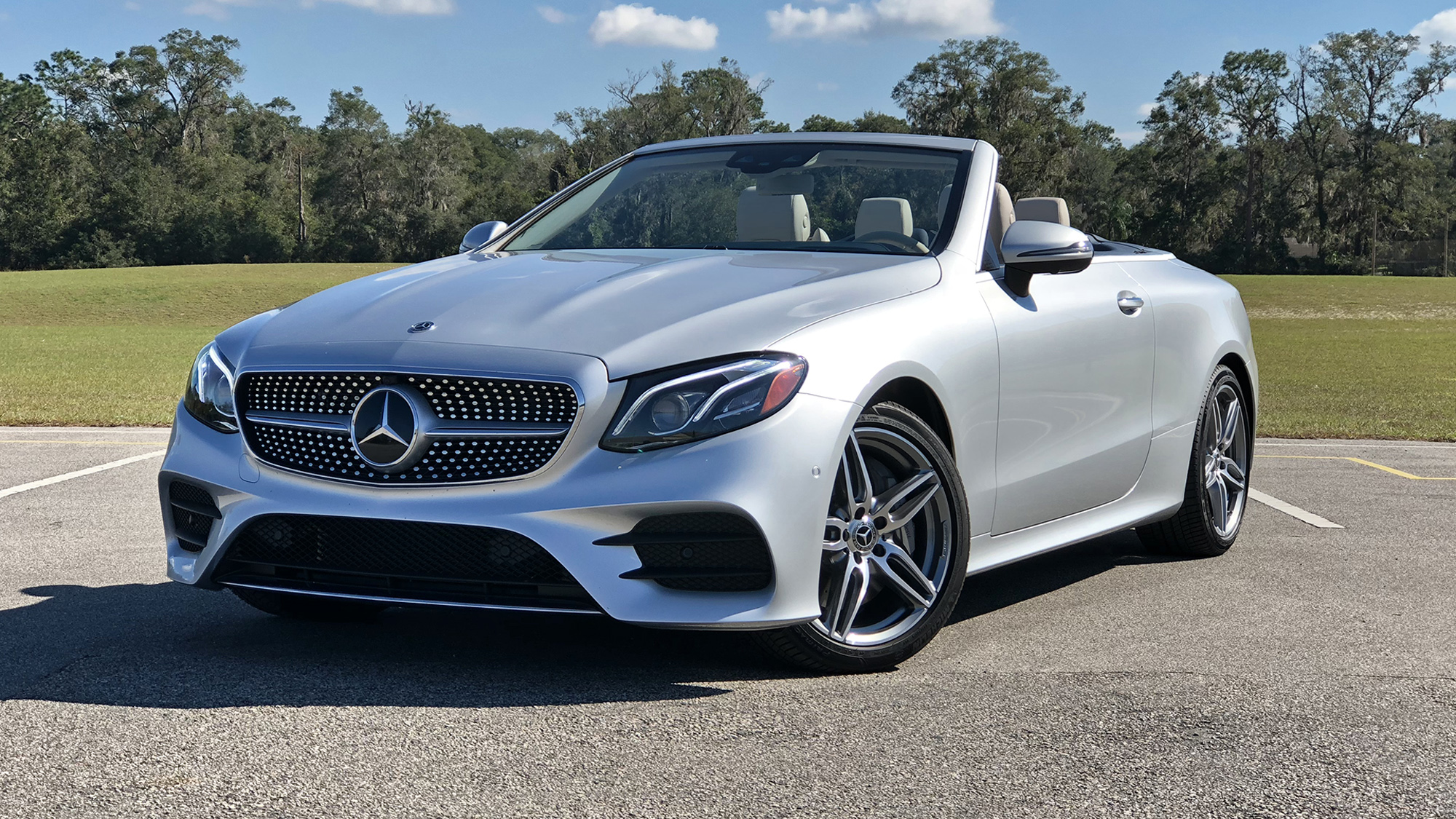 Mercedes E400 Convertible >> 2018 Mercedes-Benz E400 Cabriolet - Quick Drive | Top Speed