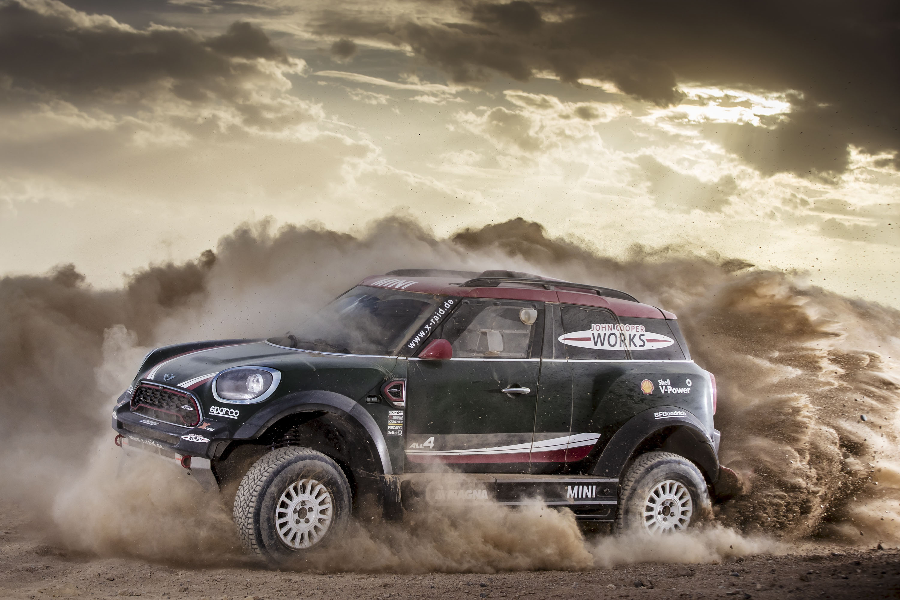 2018 Mini John Cooper Works Rally And Buggy Review - Top Speed