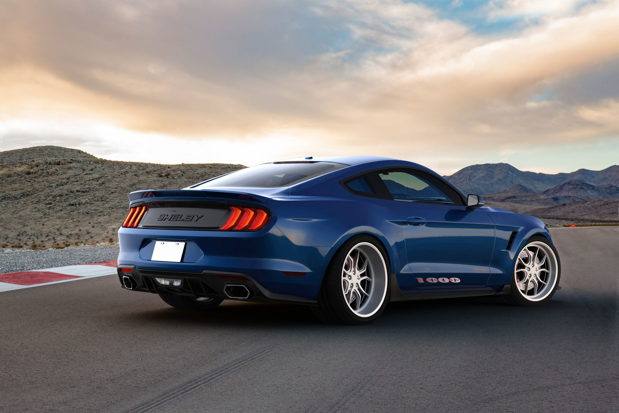 2018 ford shelby mustang 1000 top speed