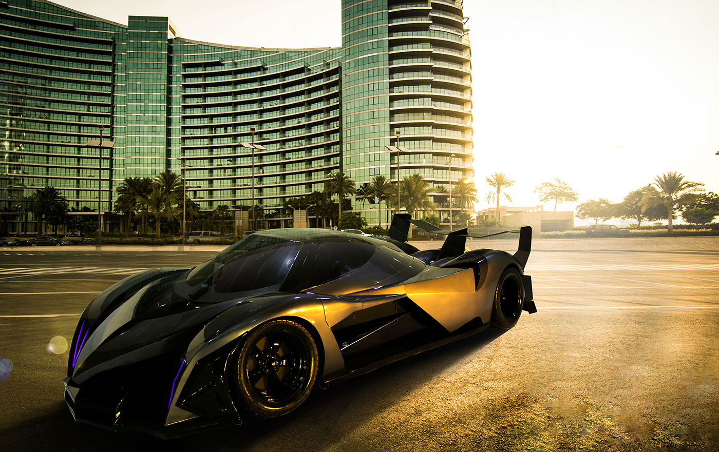 the 5000 hp devel sixteen debuts next week can it live up to the