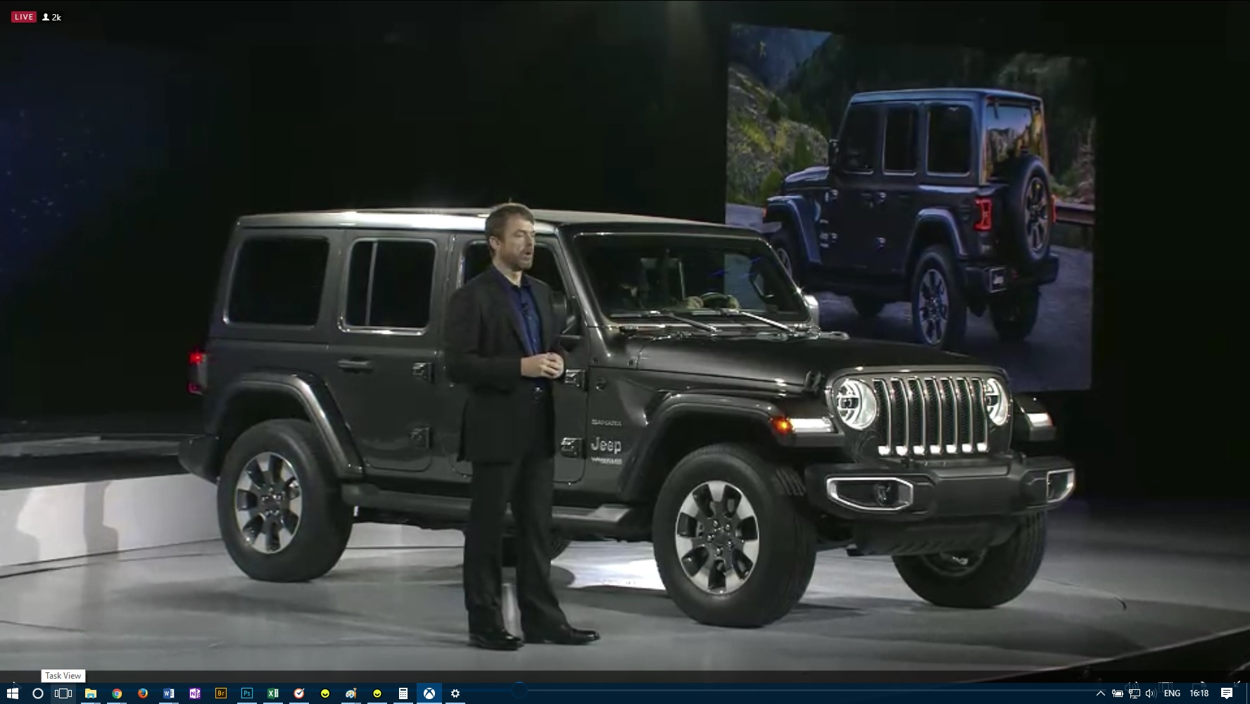 The New Jeep Wrangler JL Has Made Its L.A. Debut!!!! | Top Speed. »