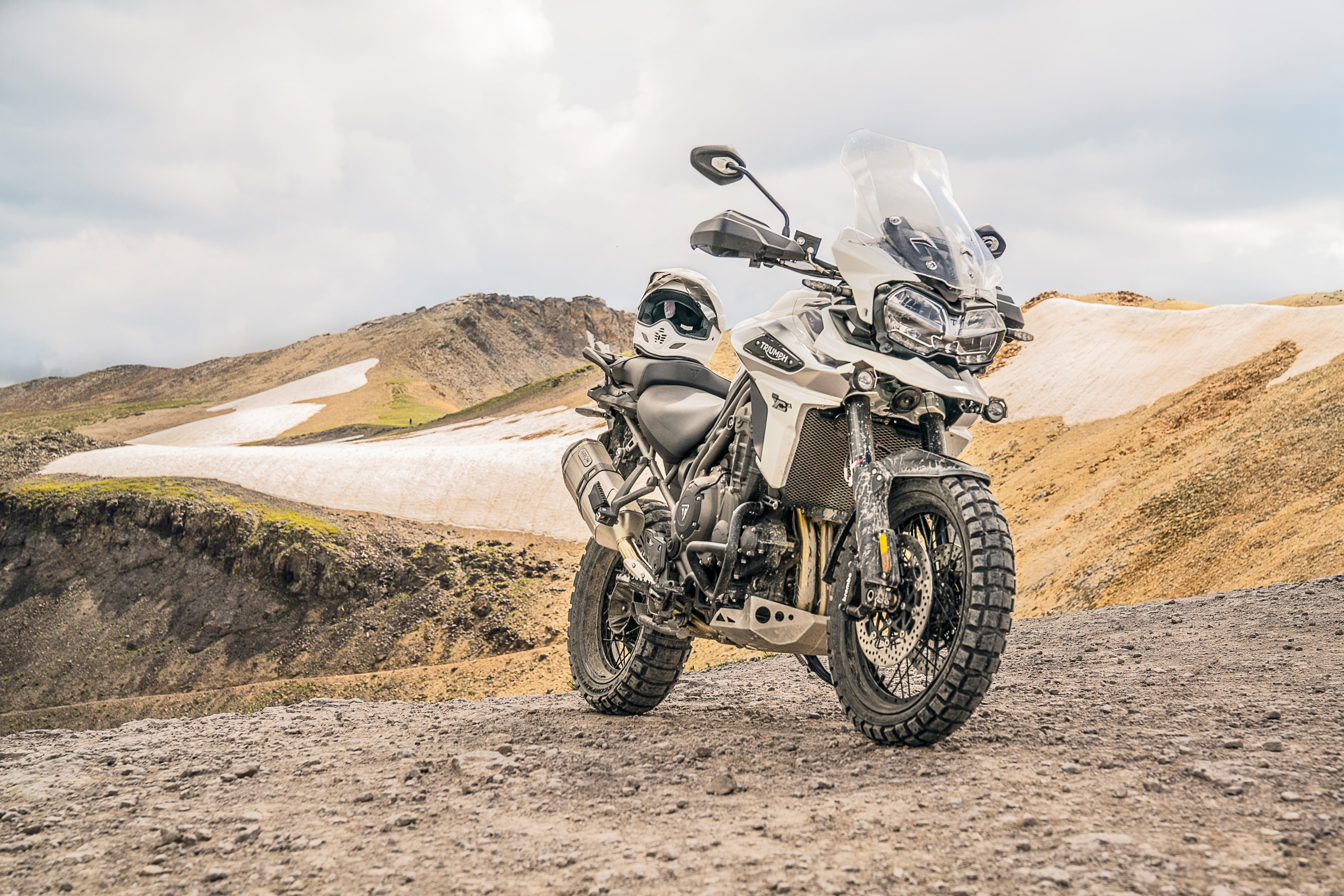 Triumphs Tiger 1200 And 800 Grows Bigger Claws For 2018 Top Speed