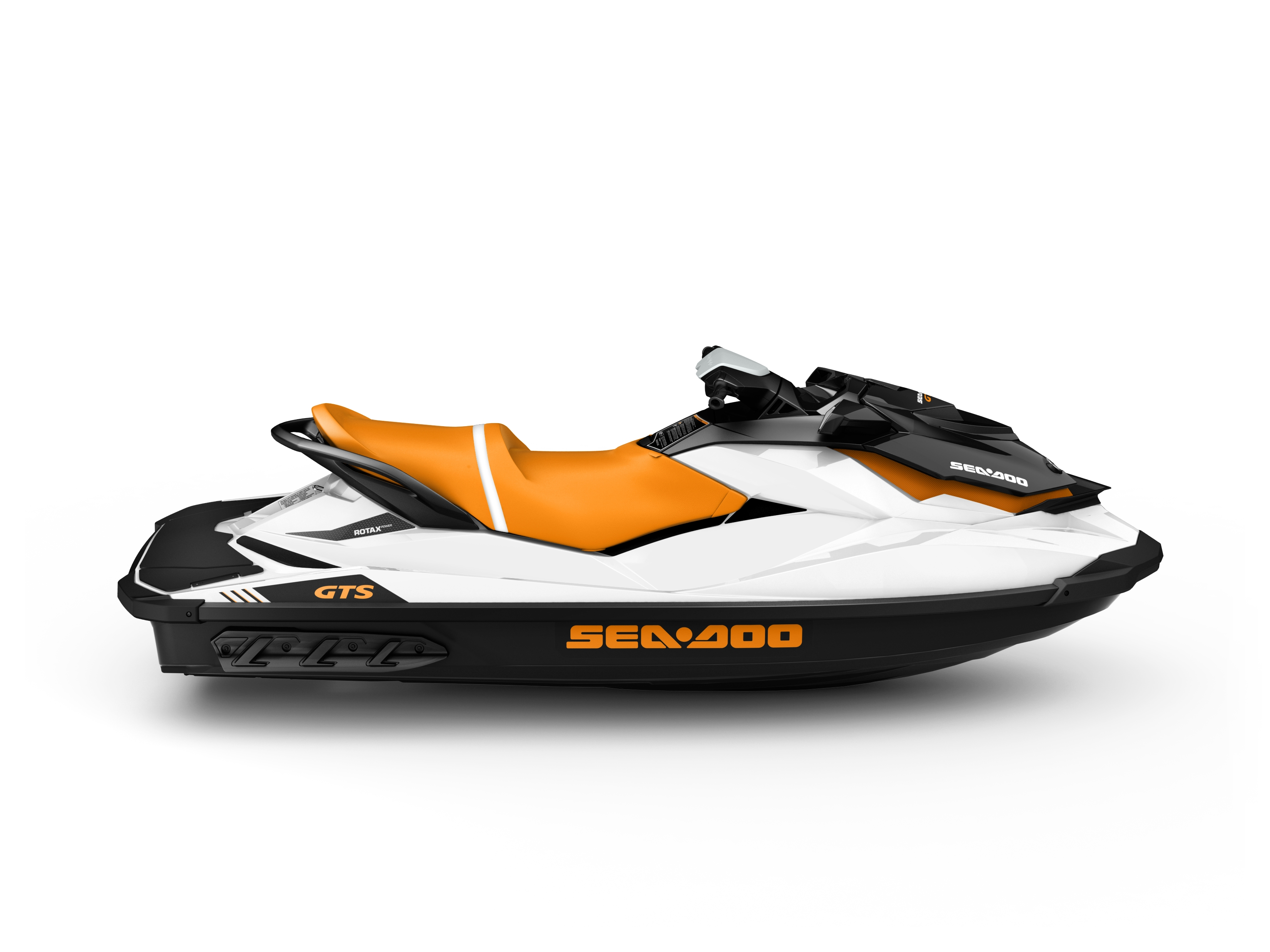 2017 Sea-Doo GTS Review - Top Speed. »