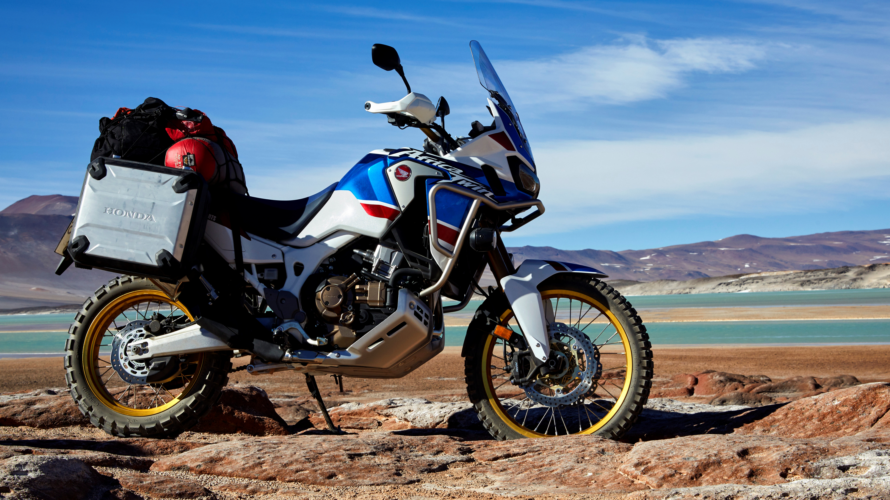 2018 Honda Africa Twin Adventure Sports Pictures, Photos