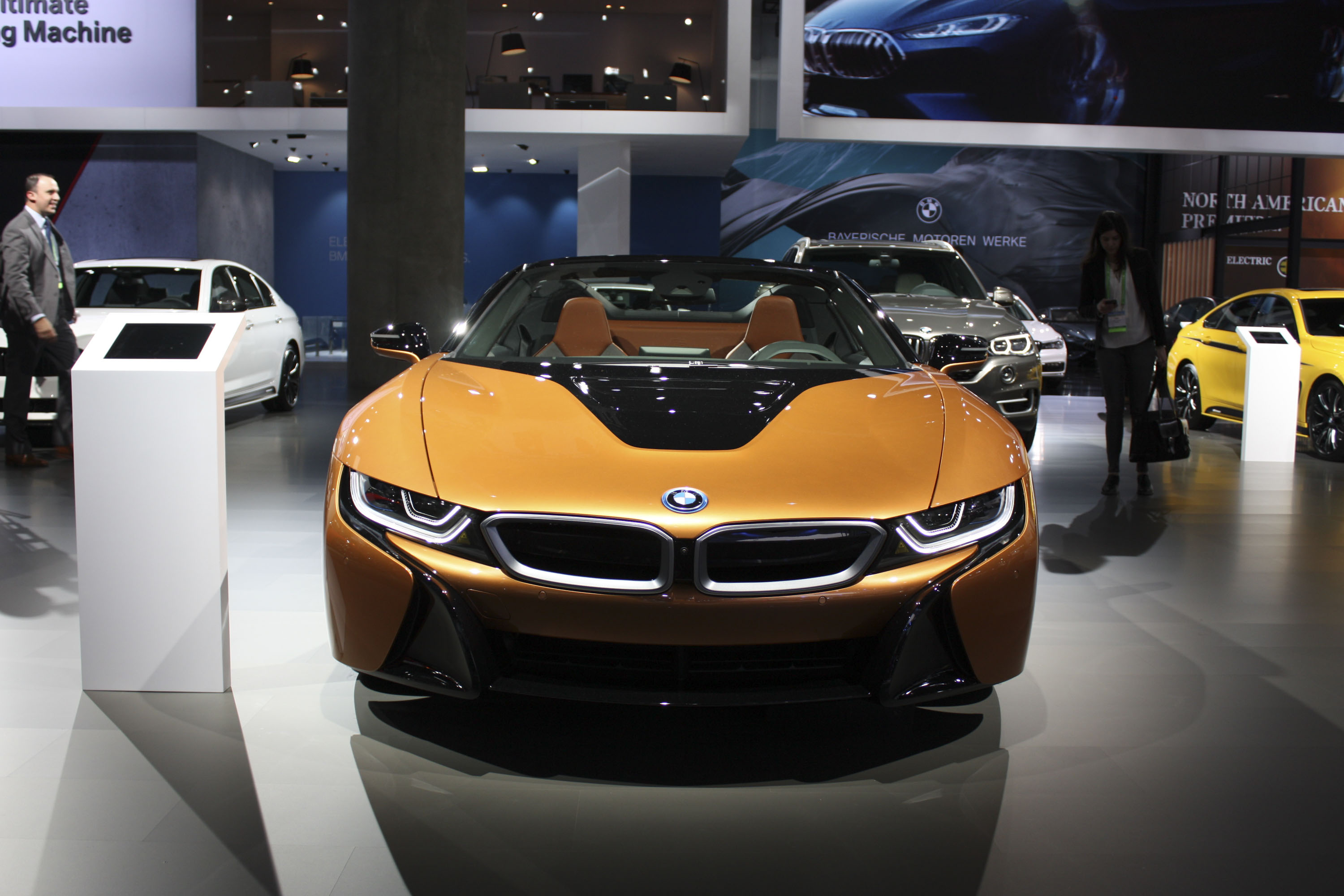2019 Bmw I8 Roadster Top Speed 2001 Z3 Coupe Electrical Troubleshooting Manual Original