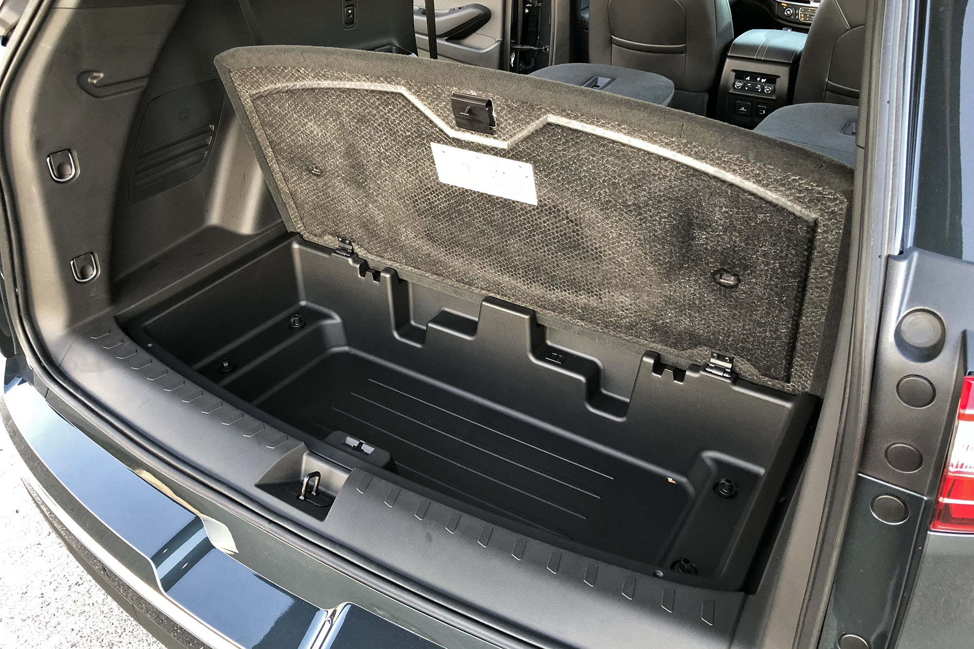 The 2018 Chevy Traverse Has Plenty Of Storage Spots | Top Speed
