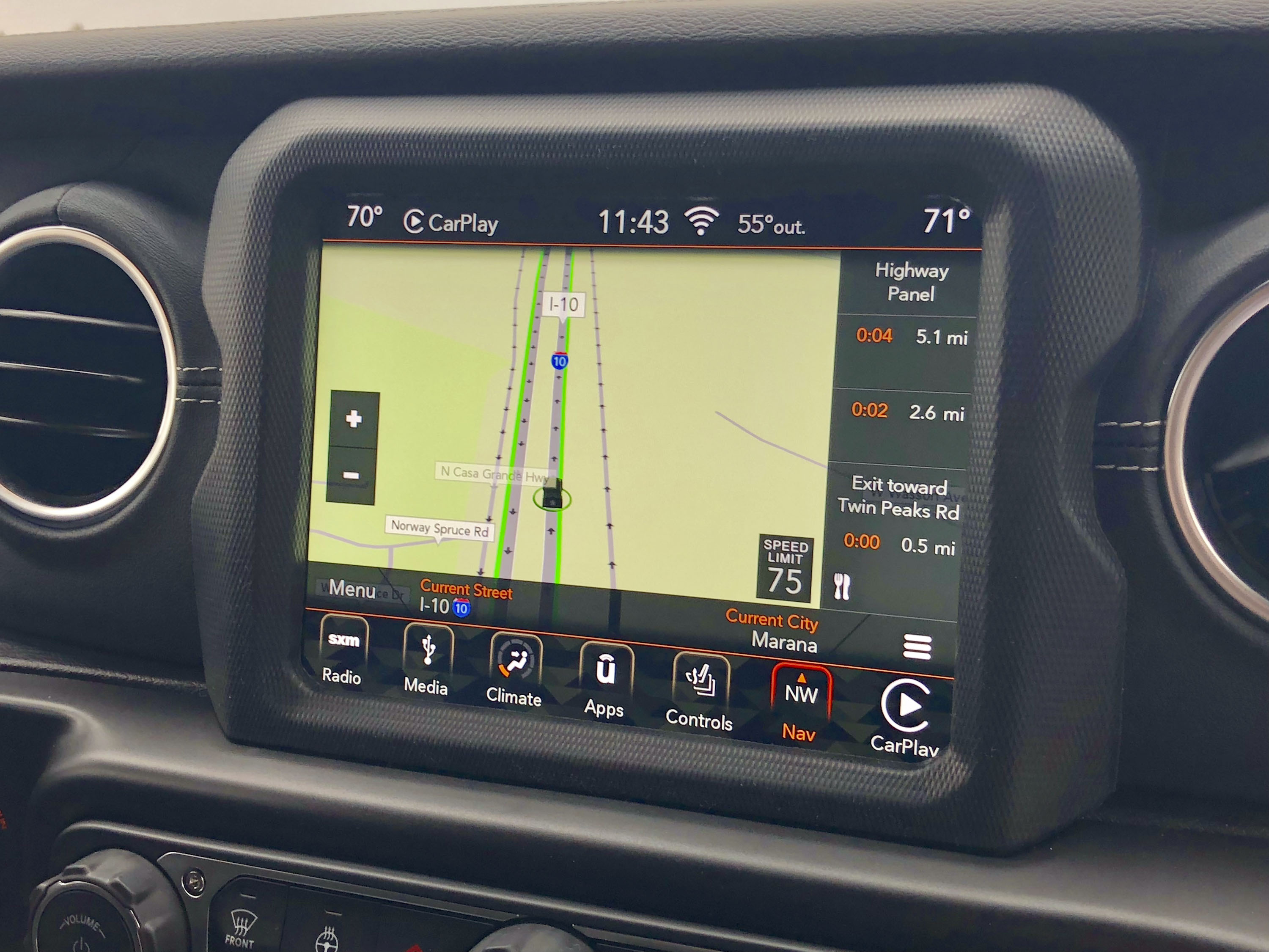 The 2018 Jeep Wrangleru0027s Three Infotainment Systems | Top Speed. »