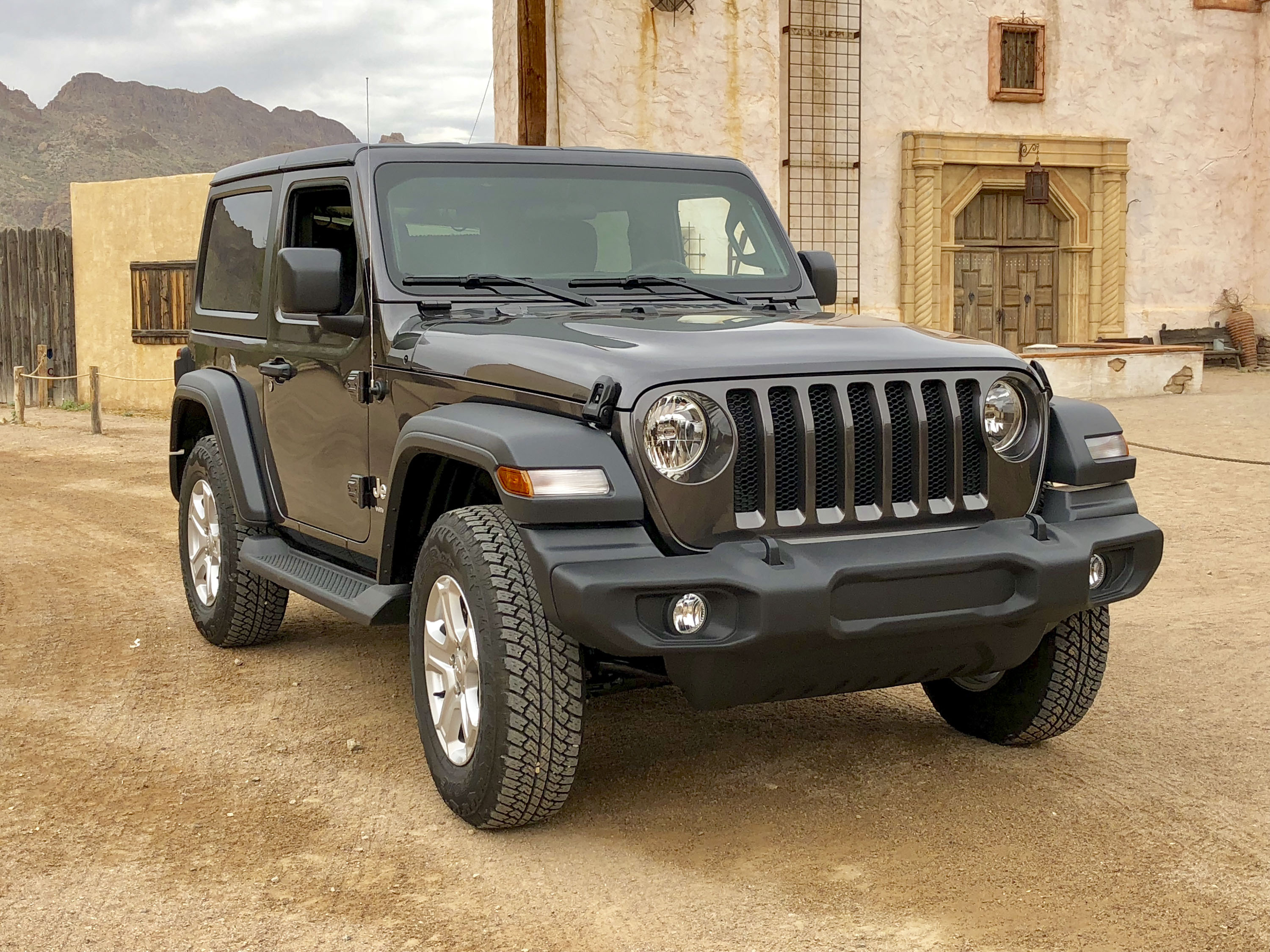 2018 Jeep Wrangler Priced At 26995 Top Speed