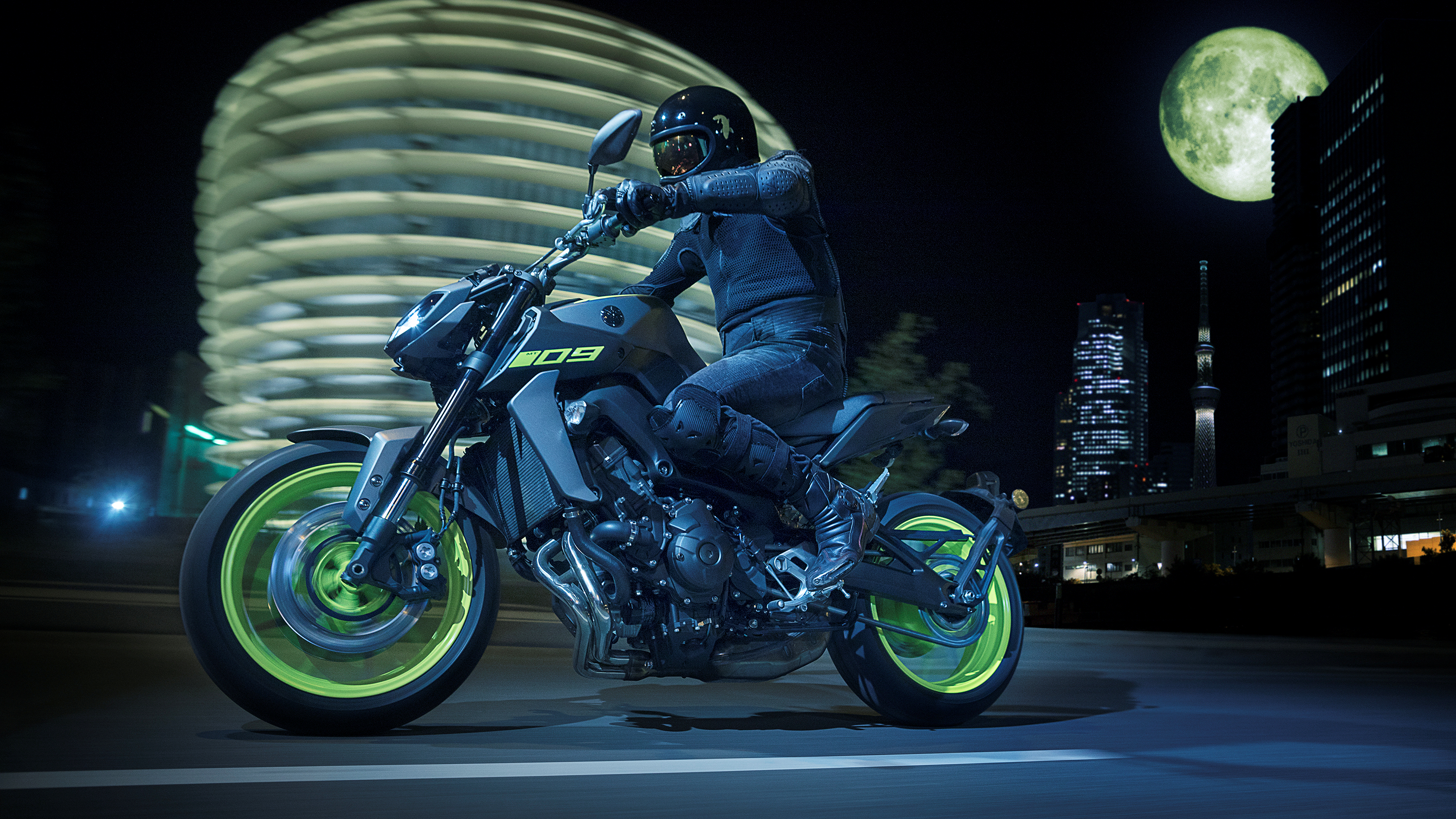 2018 yamaha mt 09 top speed. Black Bedroom Furniture Sets. Home Design Ideas