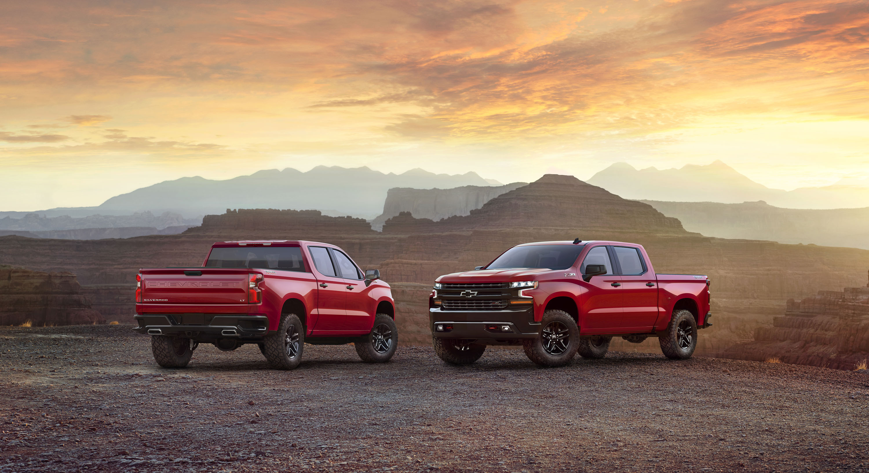 Wallpaper Selections of the Day: 2019 Chevy Silverado