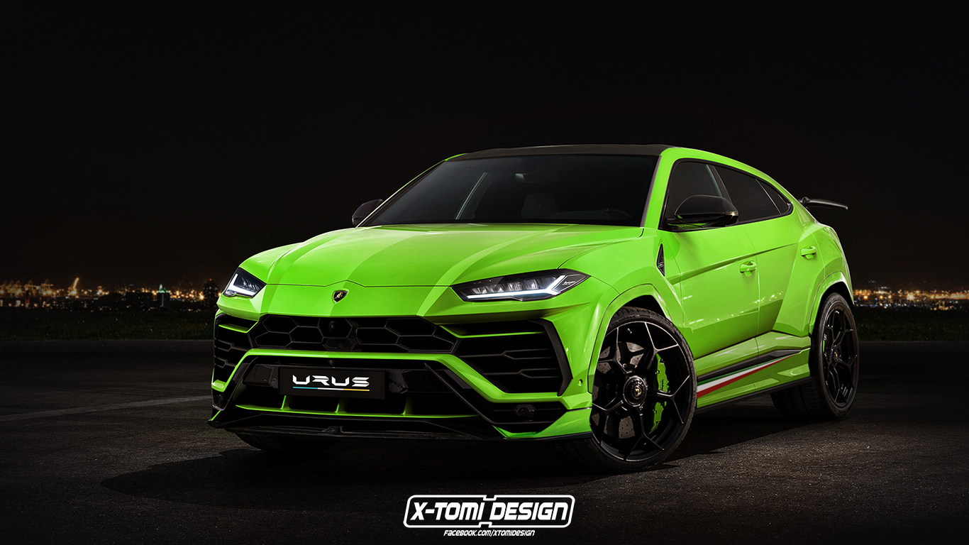 2020 Lamborghini Urus Performante Top Speed