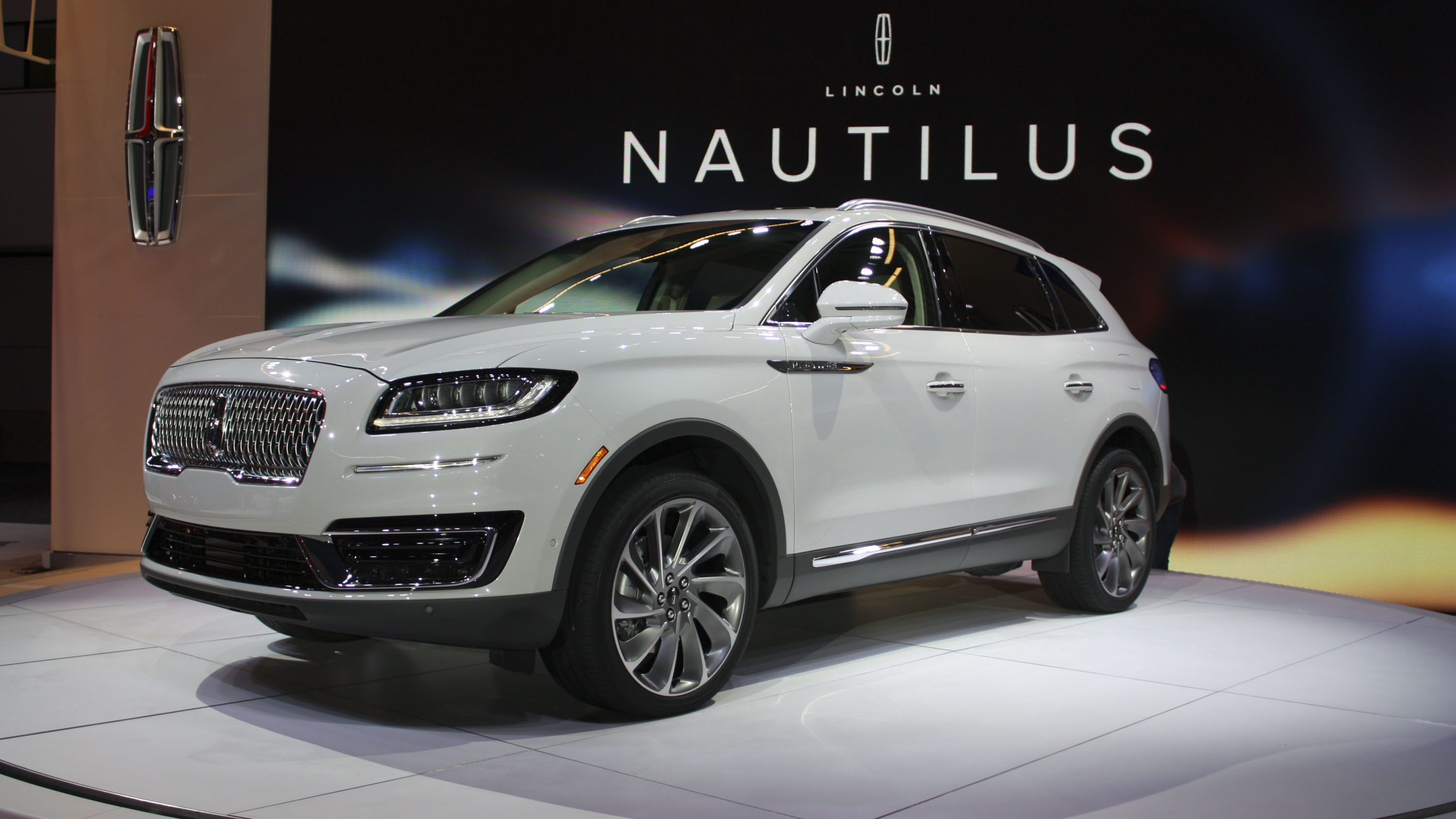Lincoln Black Label >> 2019 Lincoln Nautilus Pictures, Photos, Wallpapers. | Top ...
