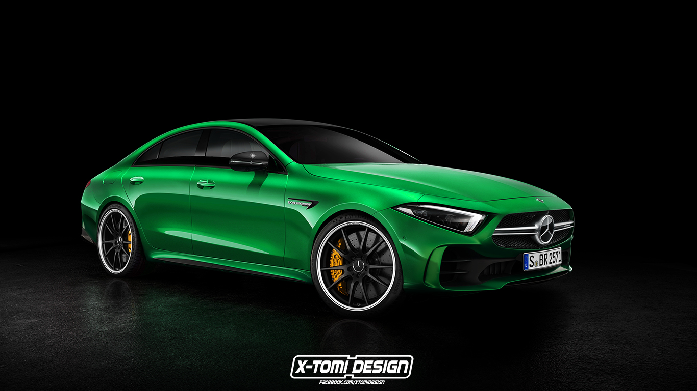 2020 Mercedes Amg Cls63 Top Speed
