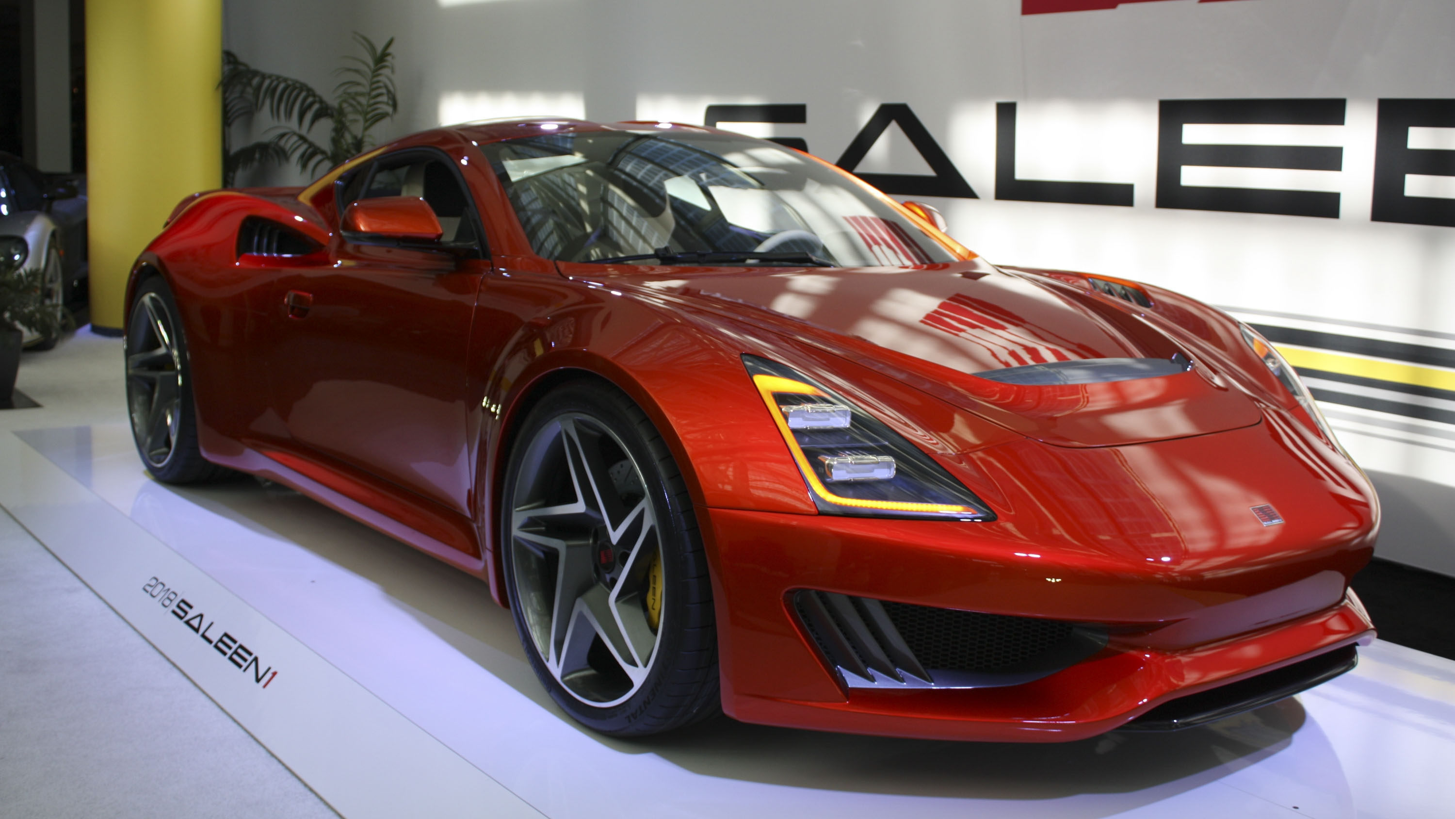 2019 Saleen S1 | Top Speed