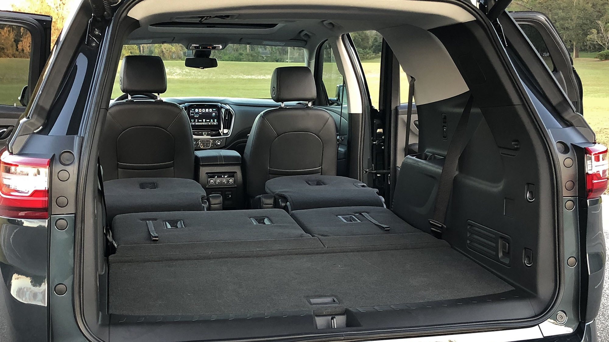 The 2018 Chevy Traverse Has Plenty Of Storage Spots | Top ...
