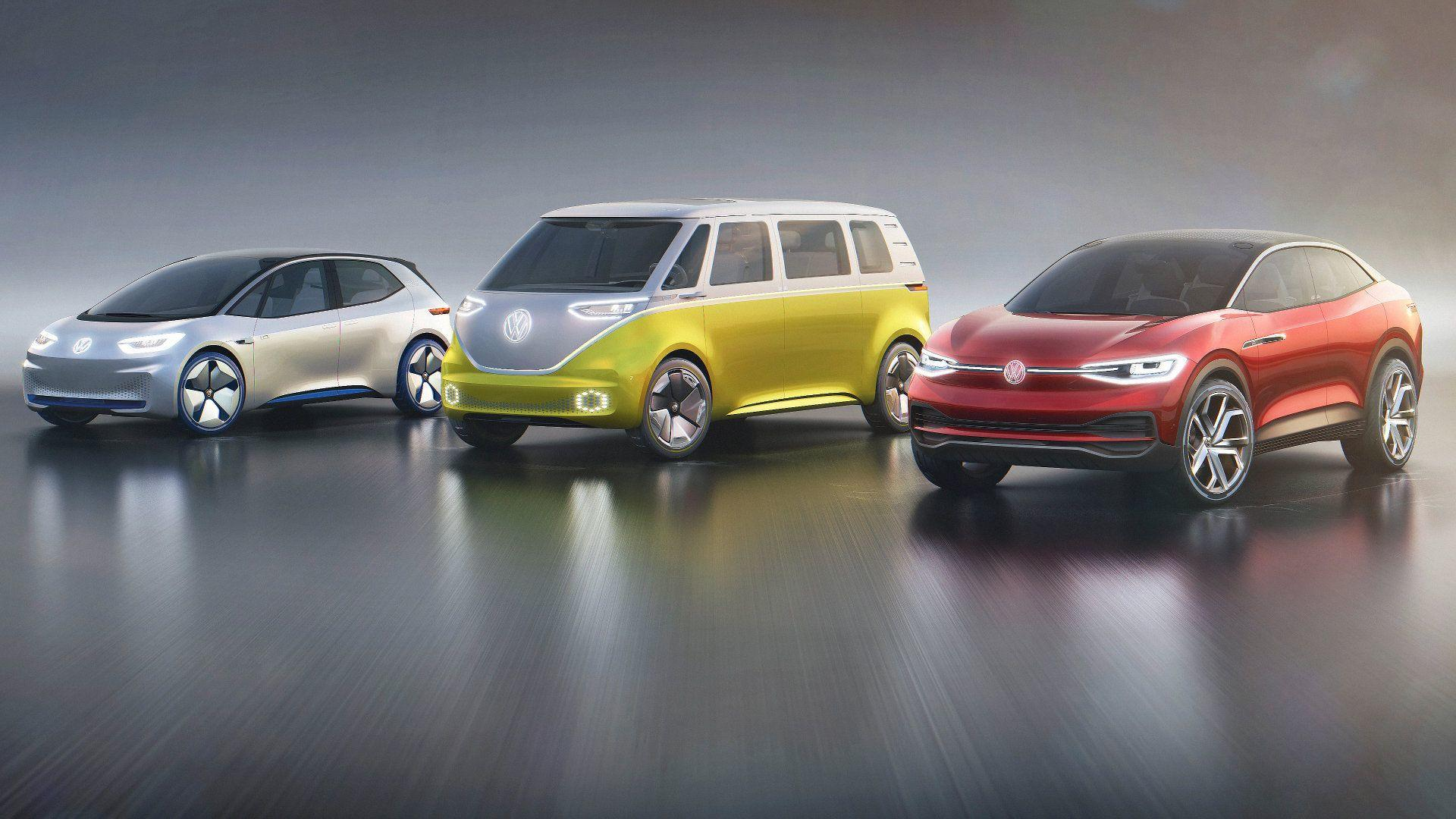 Vw Signs Deals With Partners For Upcoming I D Project