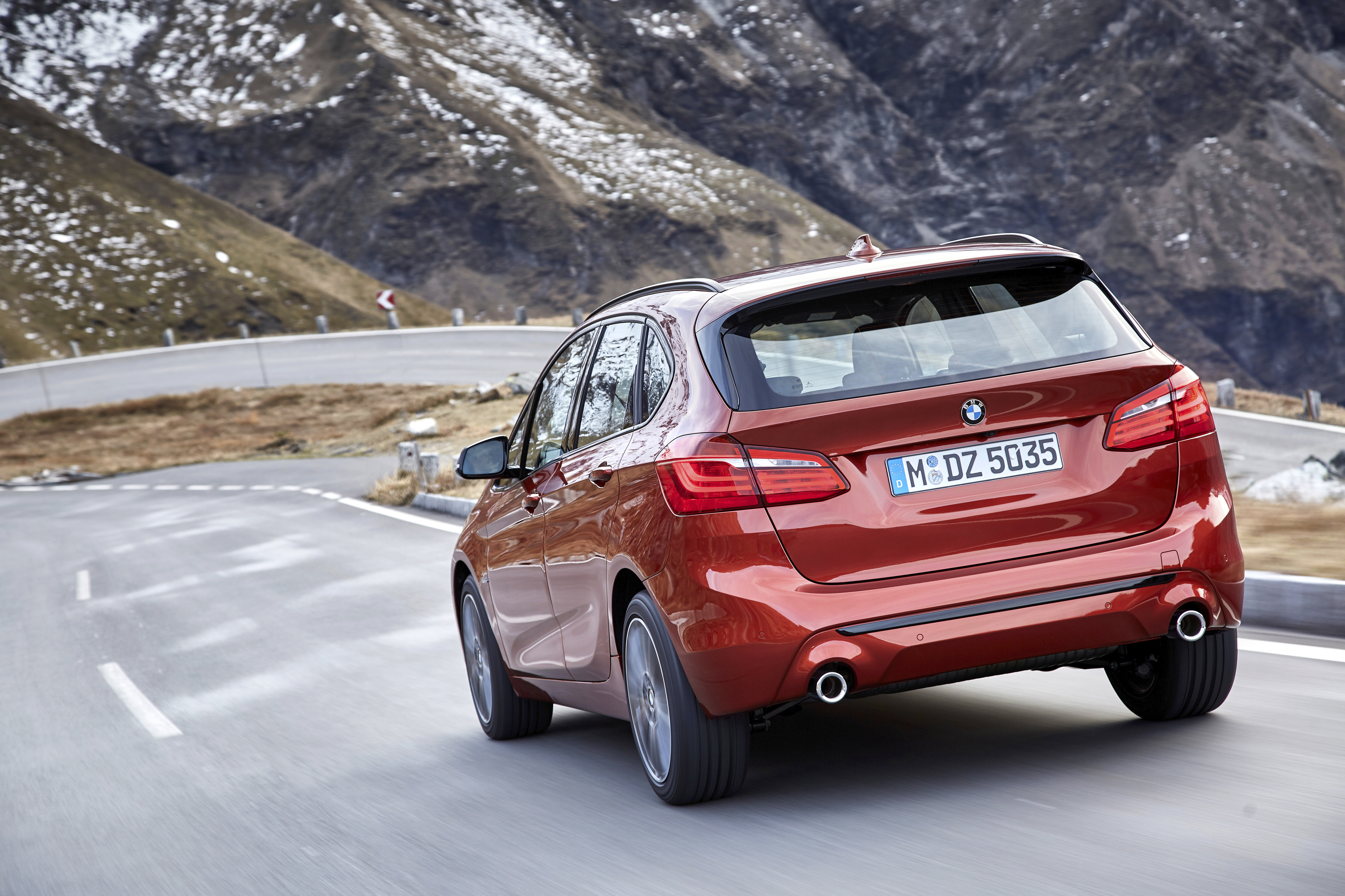 BMW Shows Off Its Updated 2 Series Tourer And Gran News