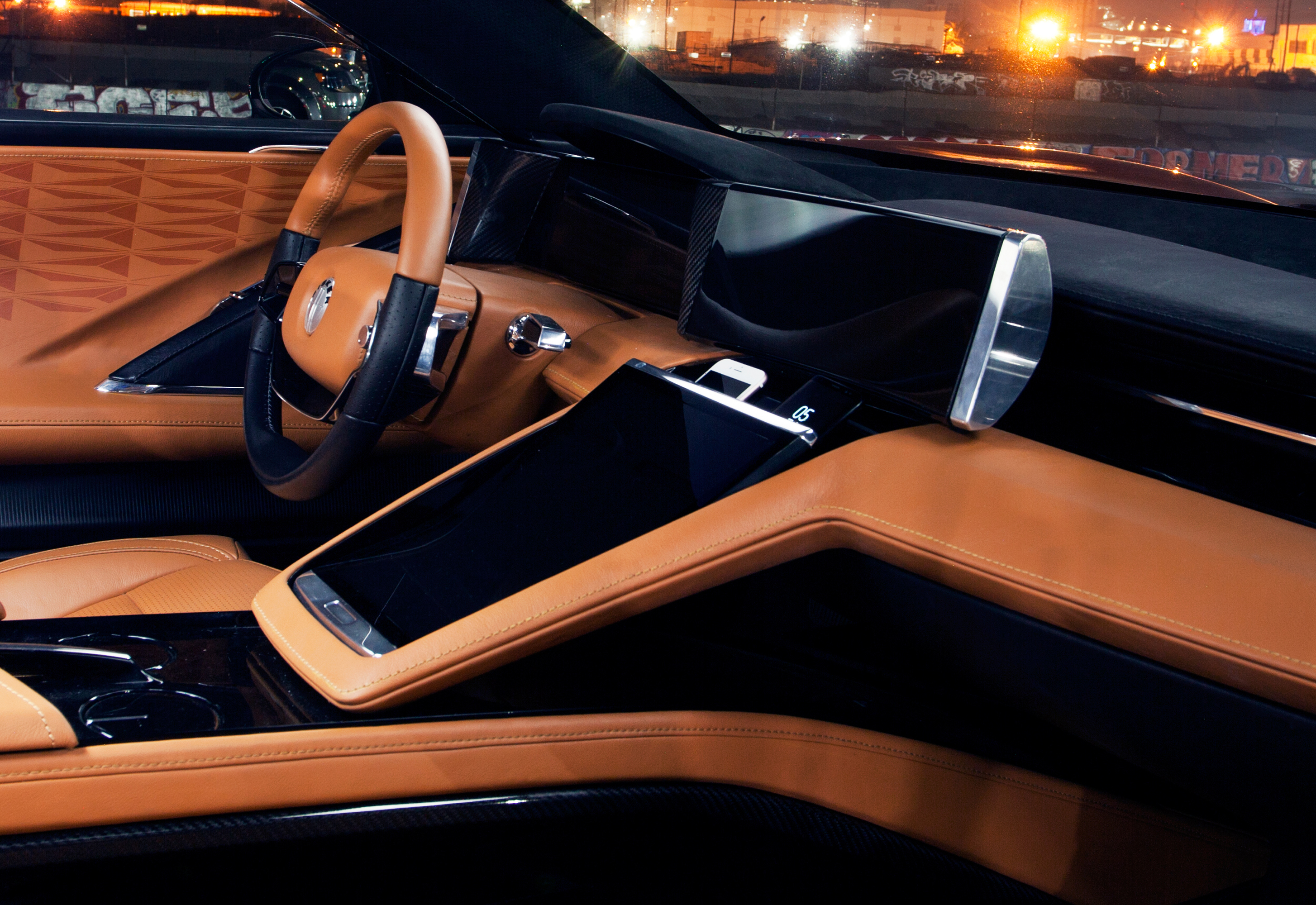 The Fisker Emotion Has A Beautiful Interior Top Speed
