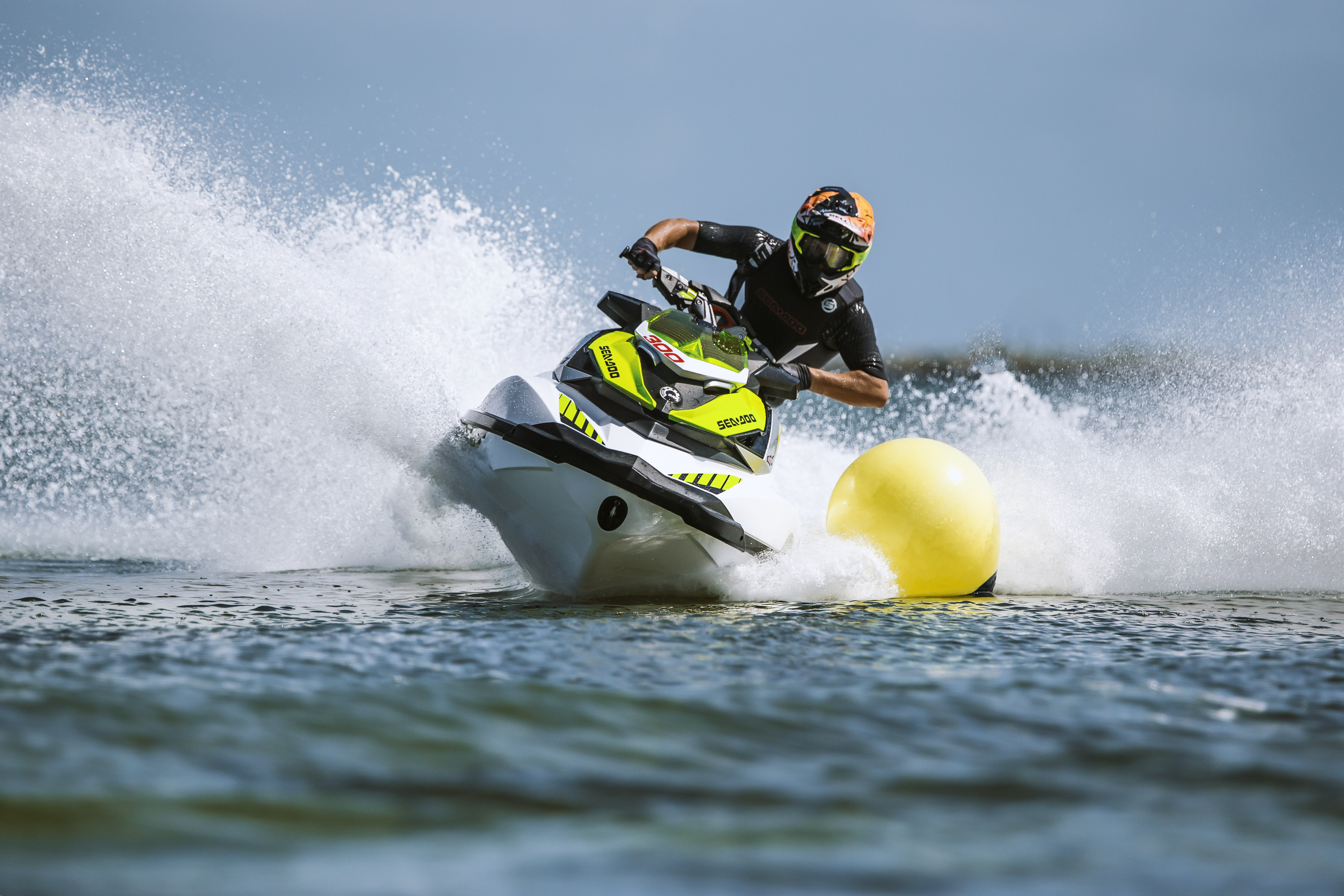 2017 Sea-Doo RXP-X 300 | Top Speed