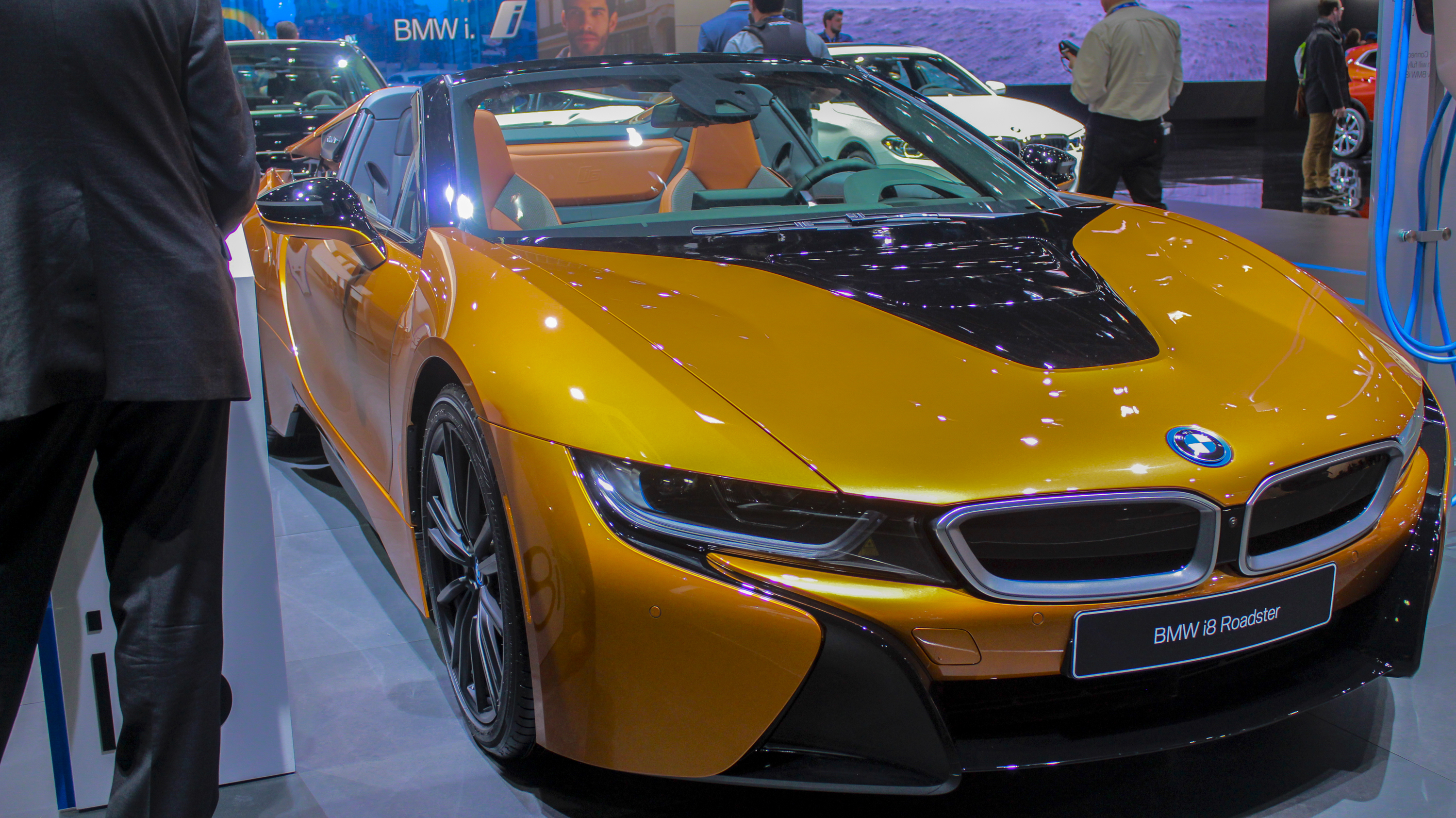 Bmw I8 Top Speed >> 2019 BMW I8 Roadster Pictures, Photos, Wallpapers And Videos. | Top Speed