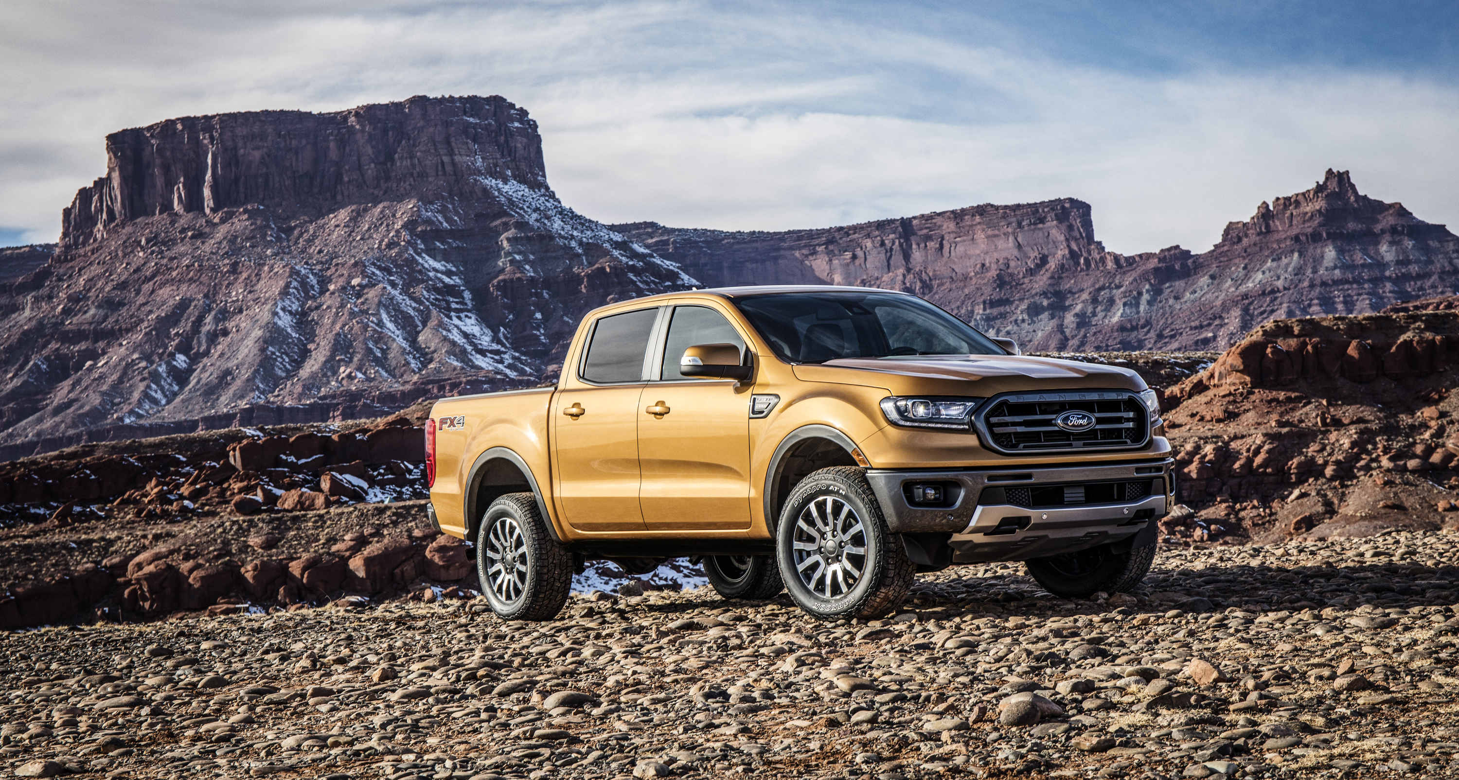 This Is It Meet The 2019 Ford Ranger Raptor Top Speed Time Circuit Board I Call A Version 2 Although Marked