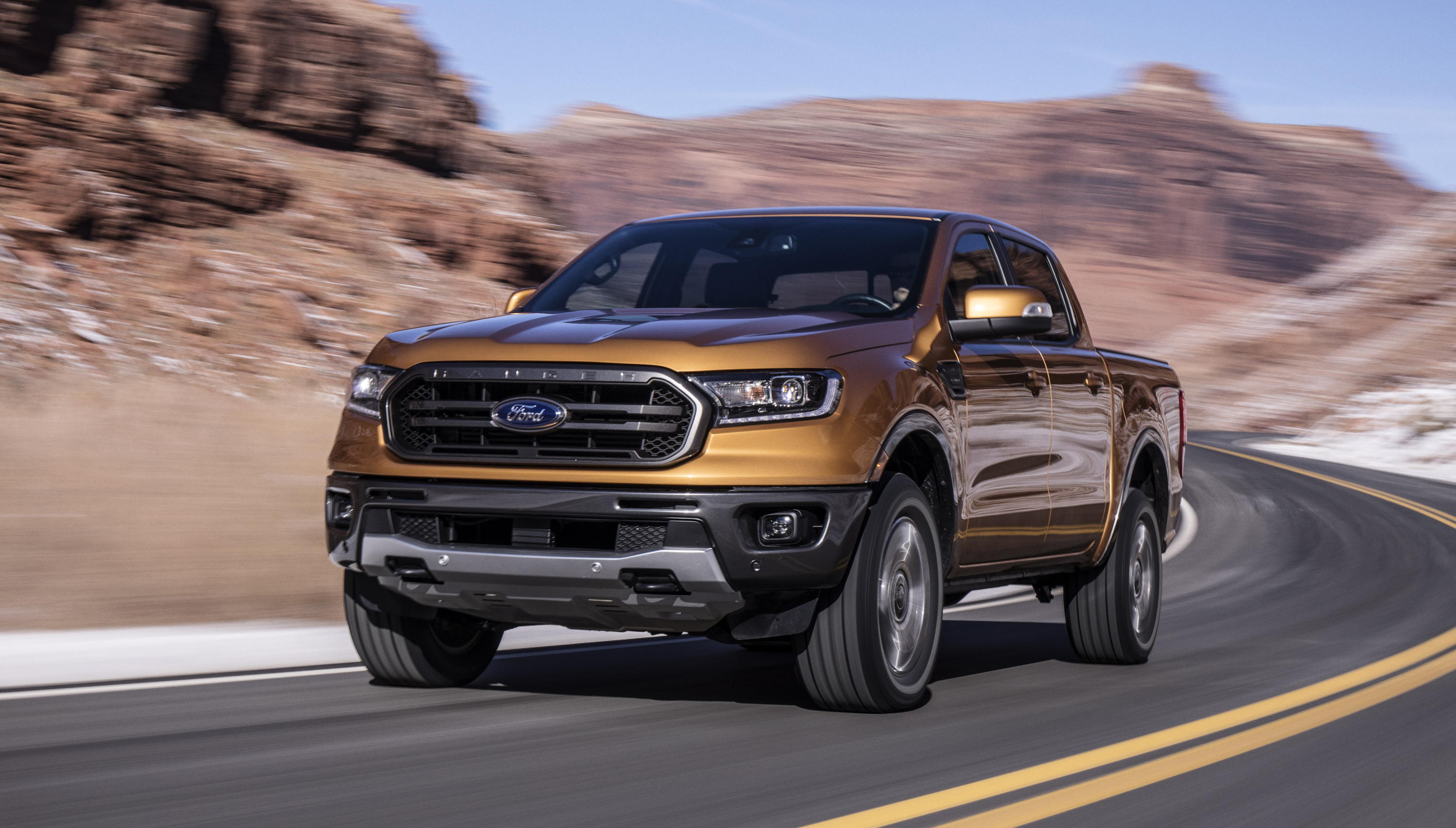 New Ford Ranger 2020 The 2020 Ford Bronco And 2019 Ford Ranger Will Be One And The Same
