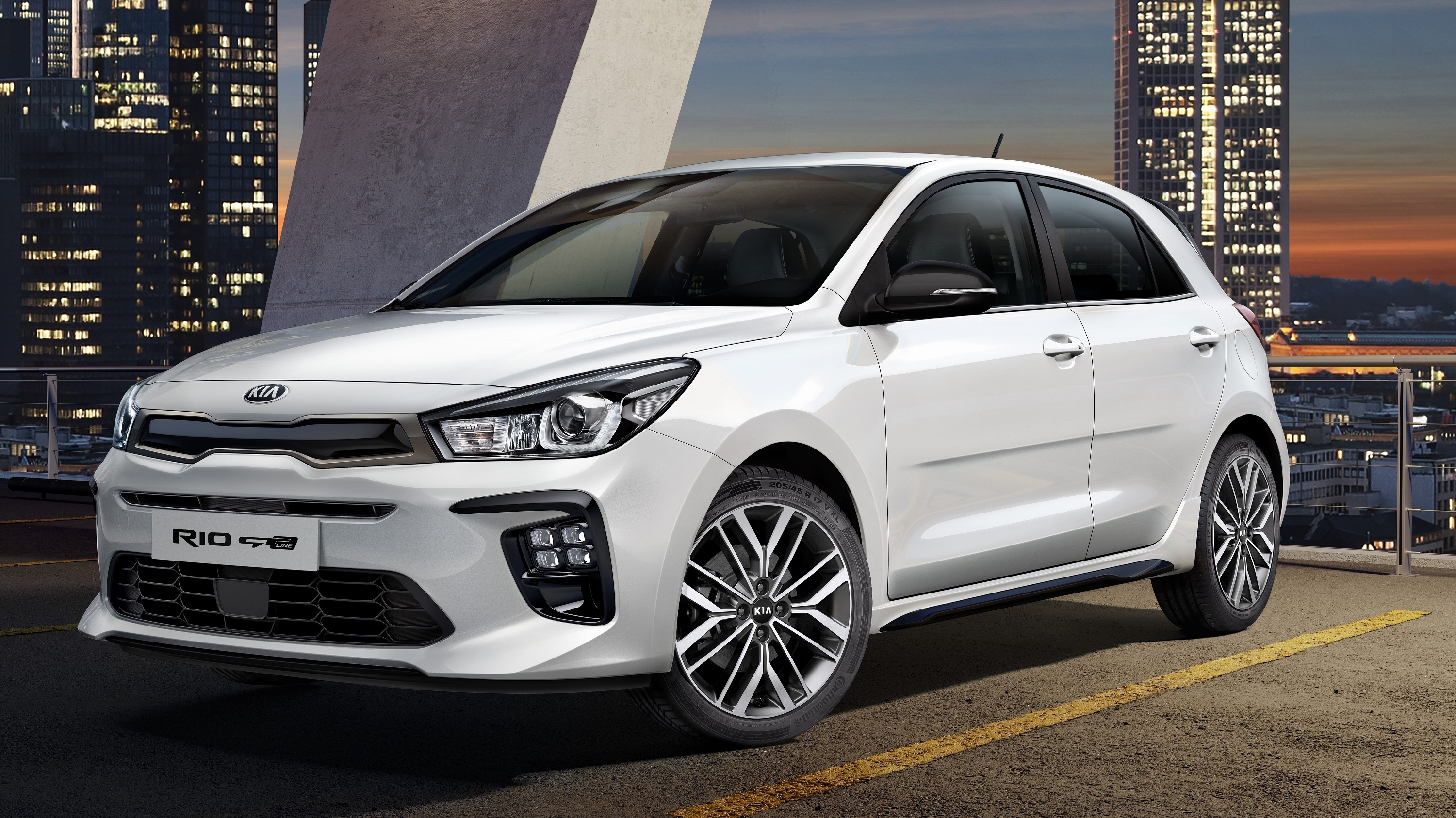 2018 kia rio gt line review gallery top speed. Black Bedroom Furniture Sets. Home Design Ideas