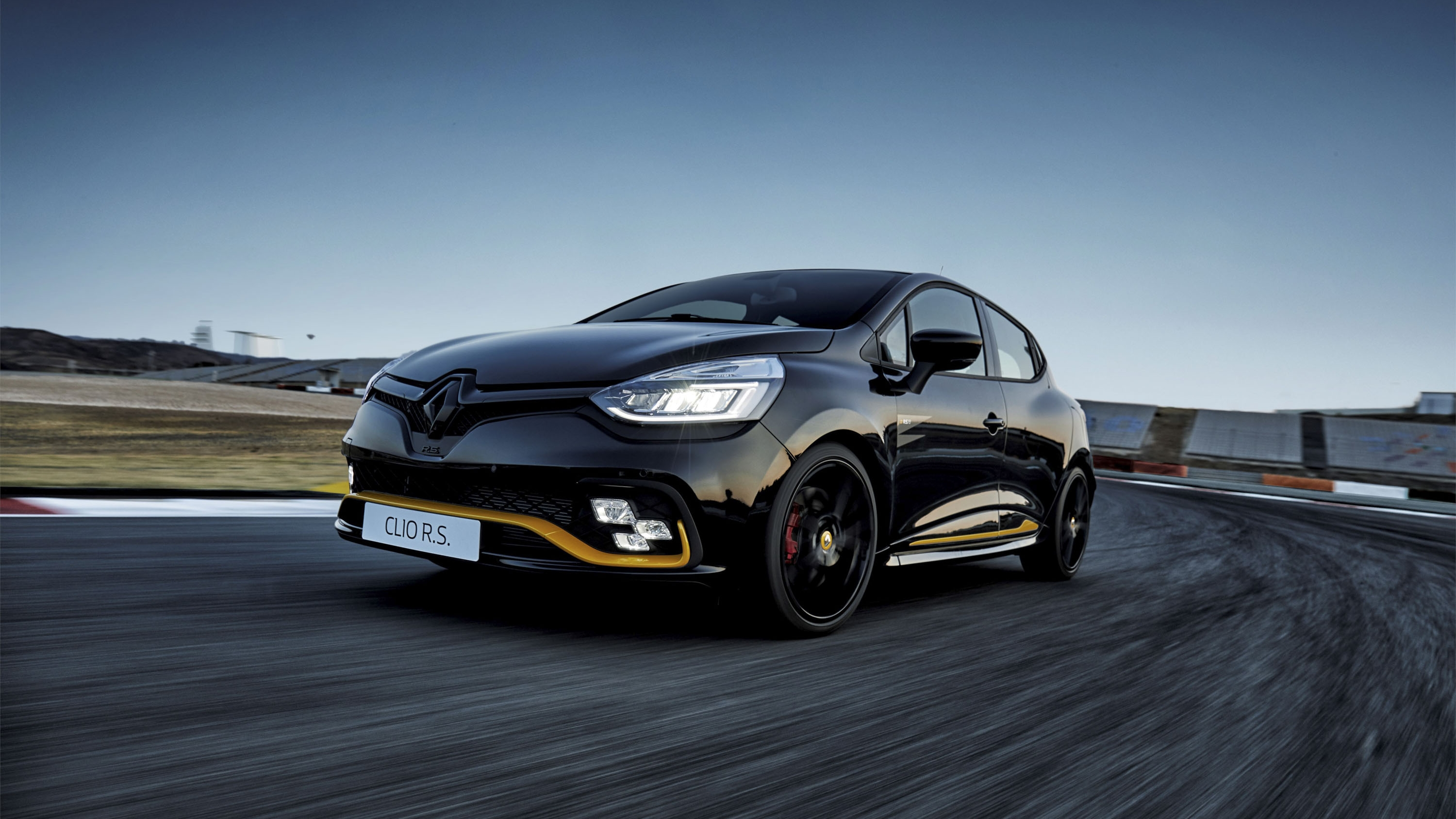 The Next Clio R.S. Could Use Renault's New 1.8-Liter Turbo