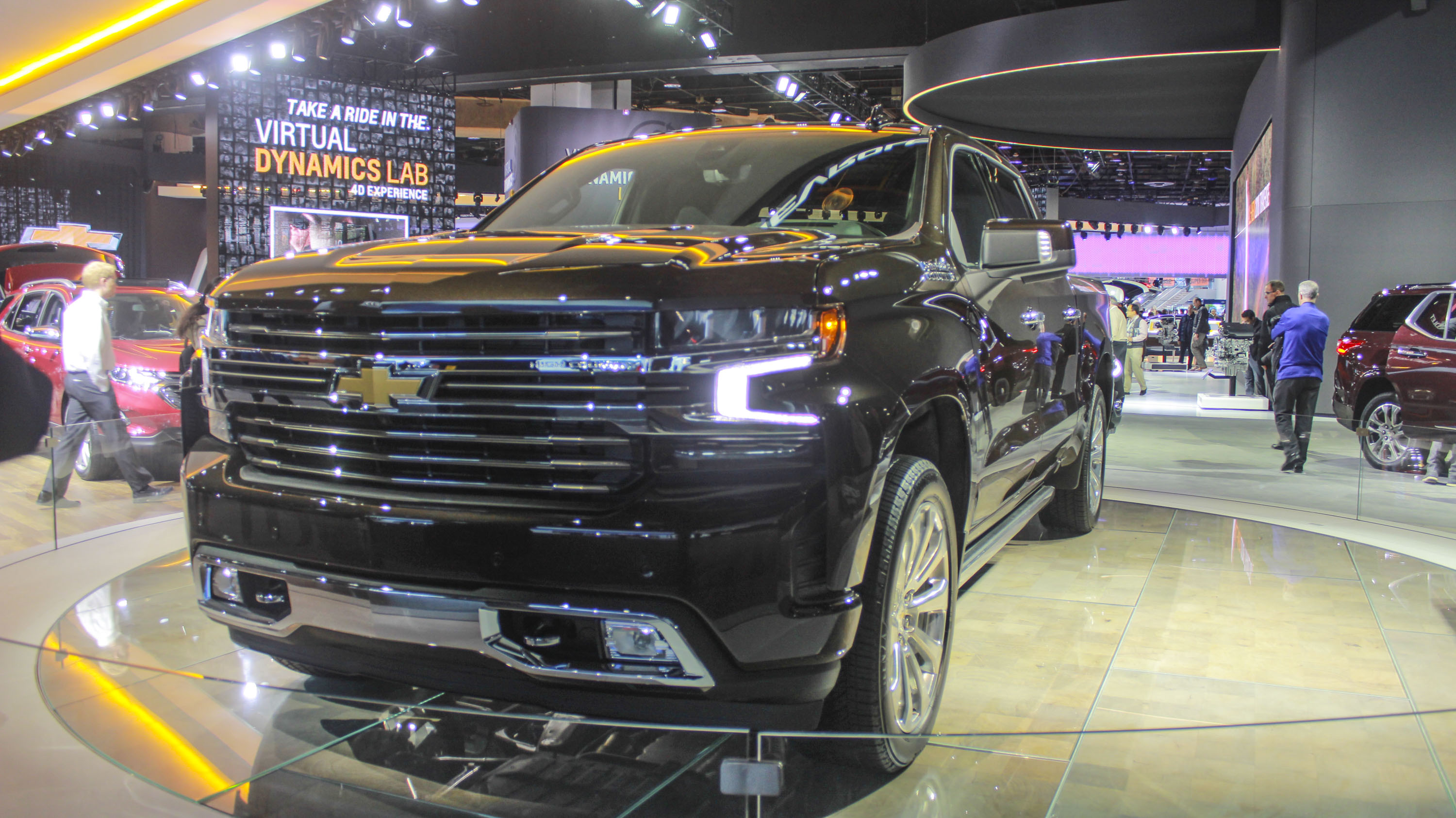 Chevy Is fering The Most Diverse Silverado Lineup Ever For 2019