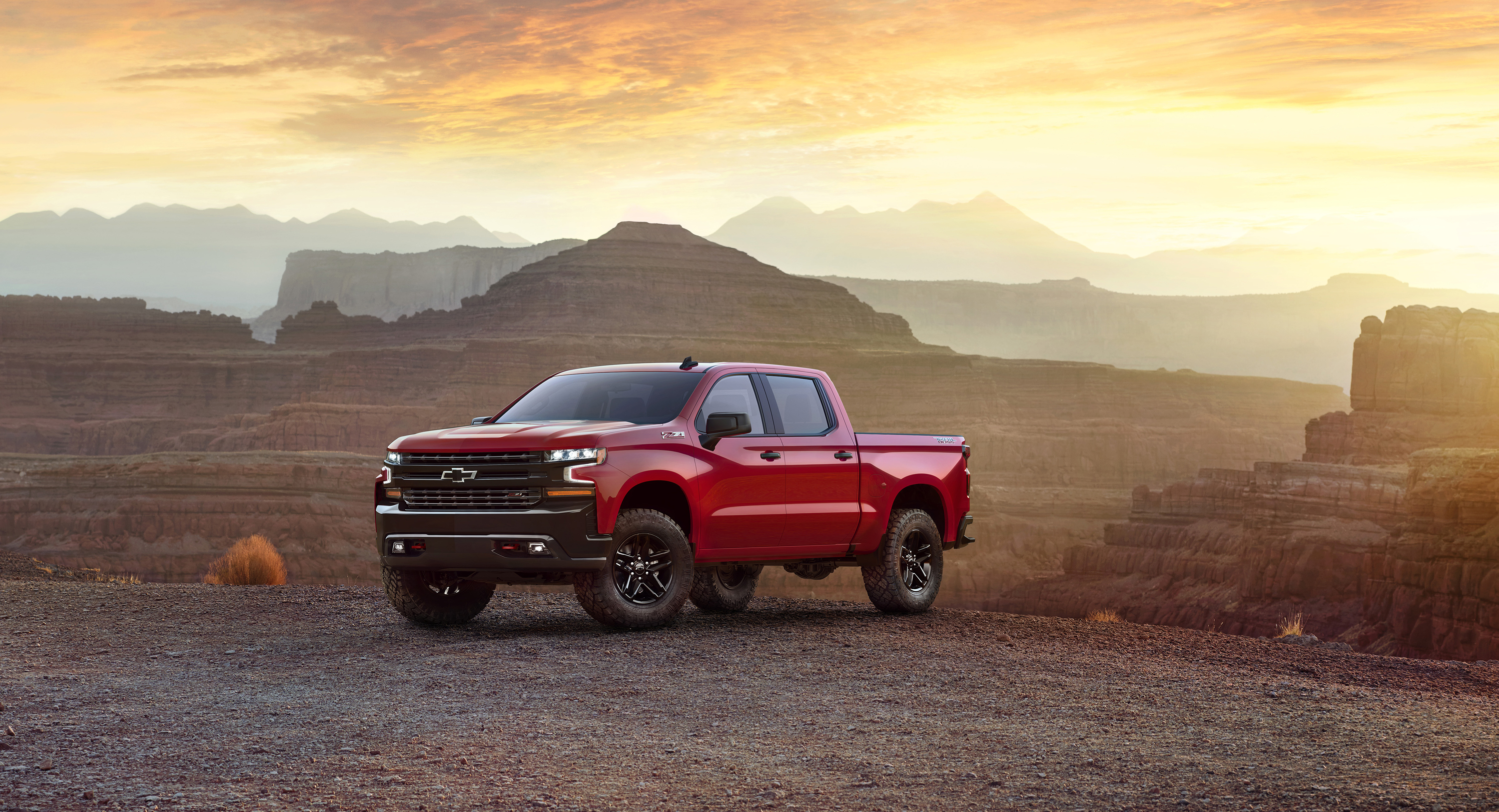 The 2019 Silverado S 3 0 Liter Duramax Is Chevy S First I 6