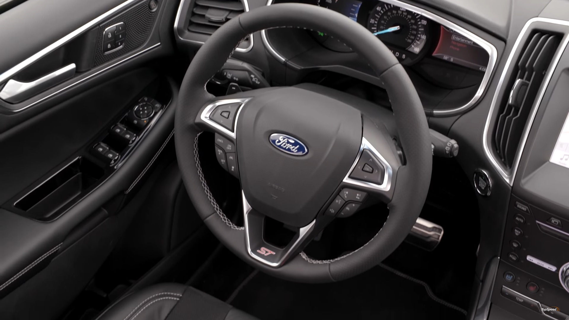 Ford Edge St Top Speed