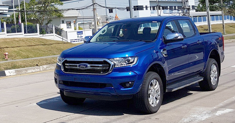 2019 Ford Ranger Spied In Thailand Pictures, Photos, Wallpapers. | Top Speed