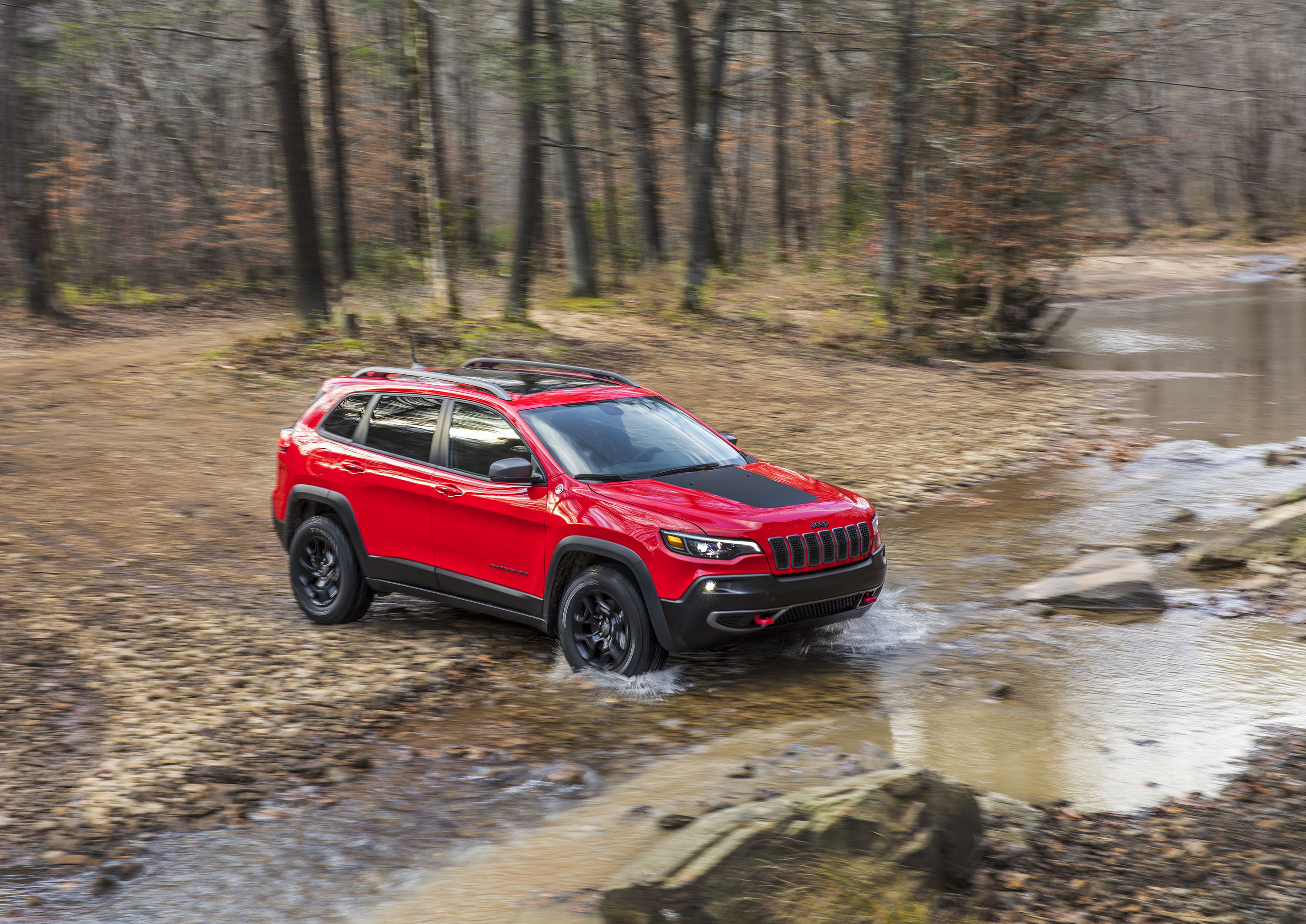 2019 Jeep Cherokee | Top Speed