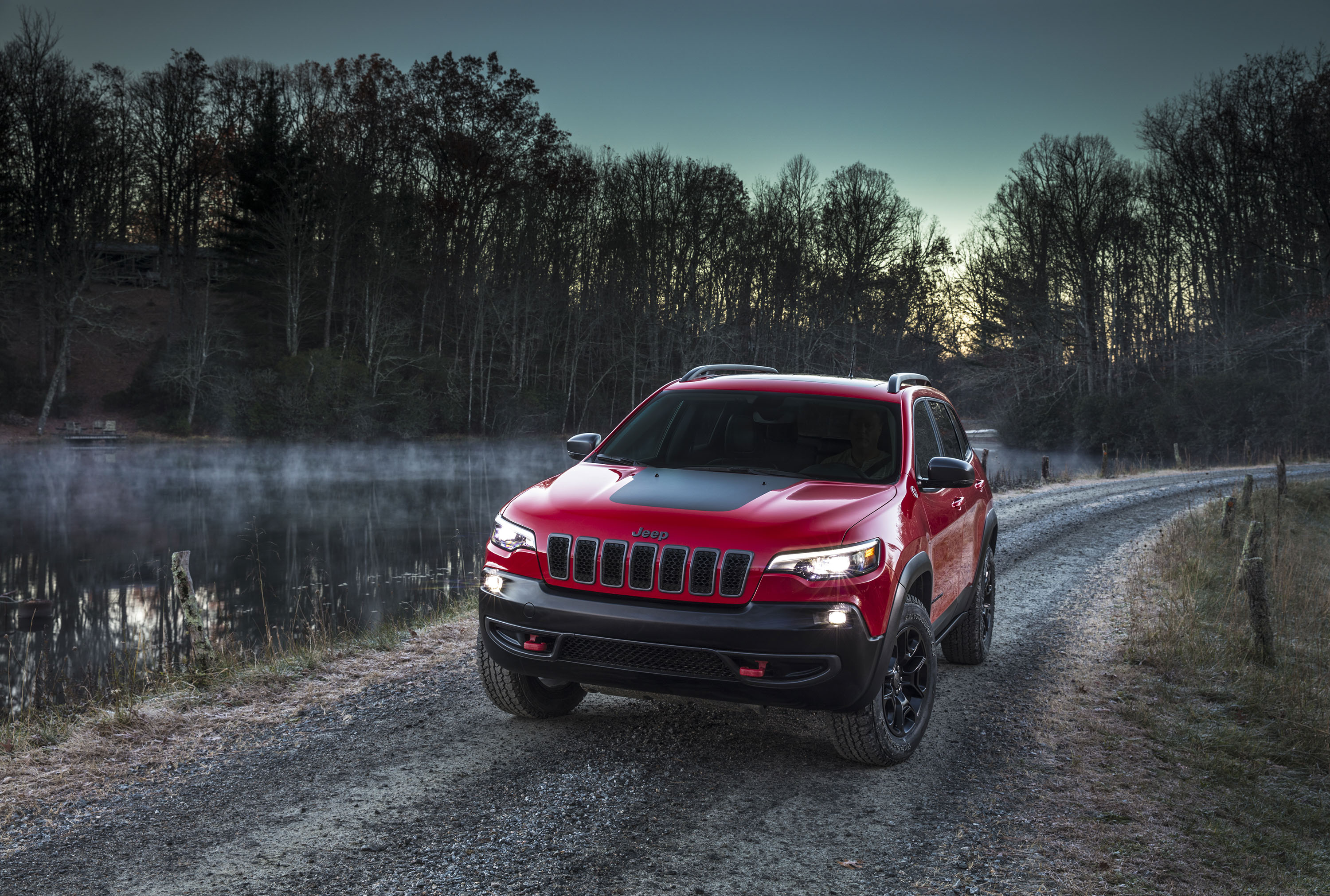 A Detailed Look At The 2019 Jeep Cherokees 4wd Systems Top Speed Trailer Wiring Harness 2016 Grand Cherokee
