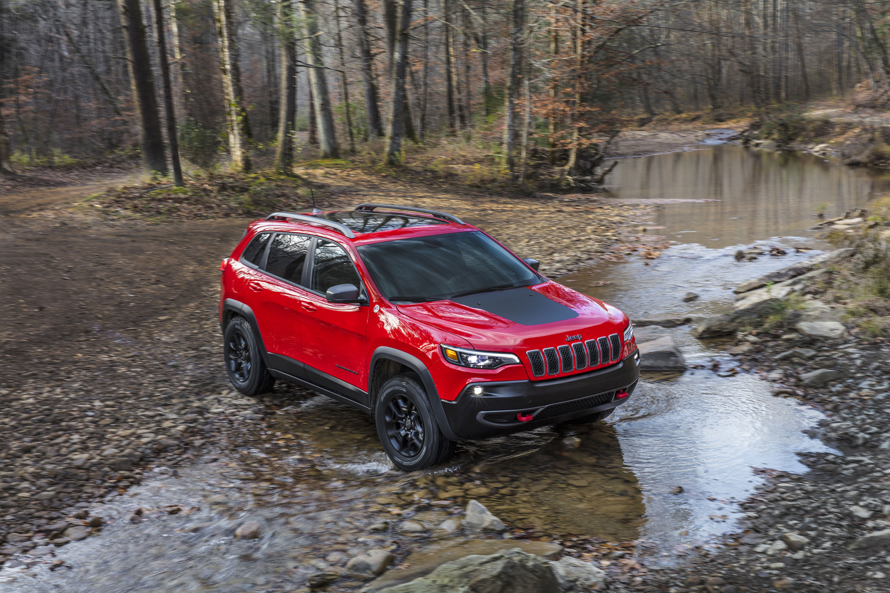 A Detailed Look At The 2019 Jeep Cherokee S 4wd Systems Top Speed