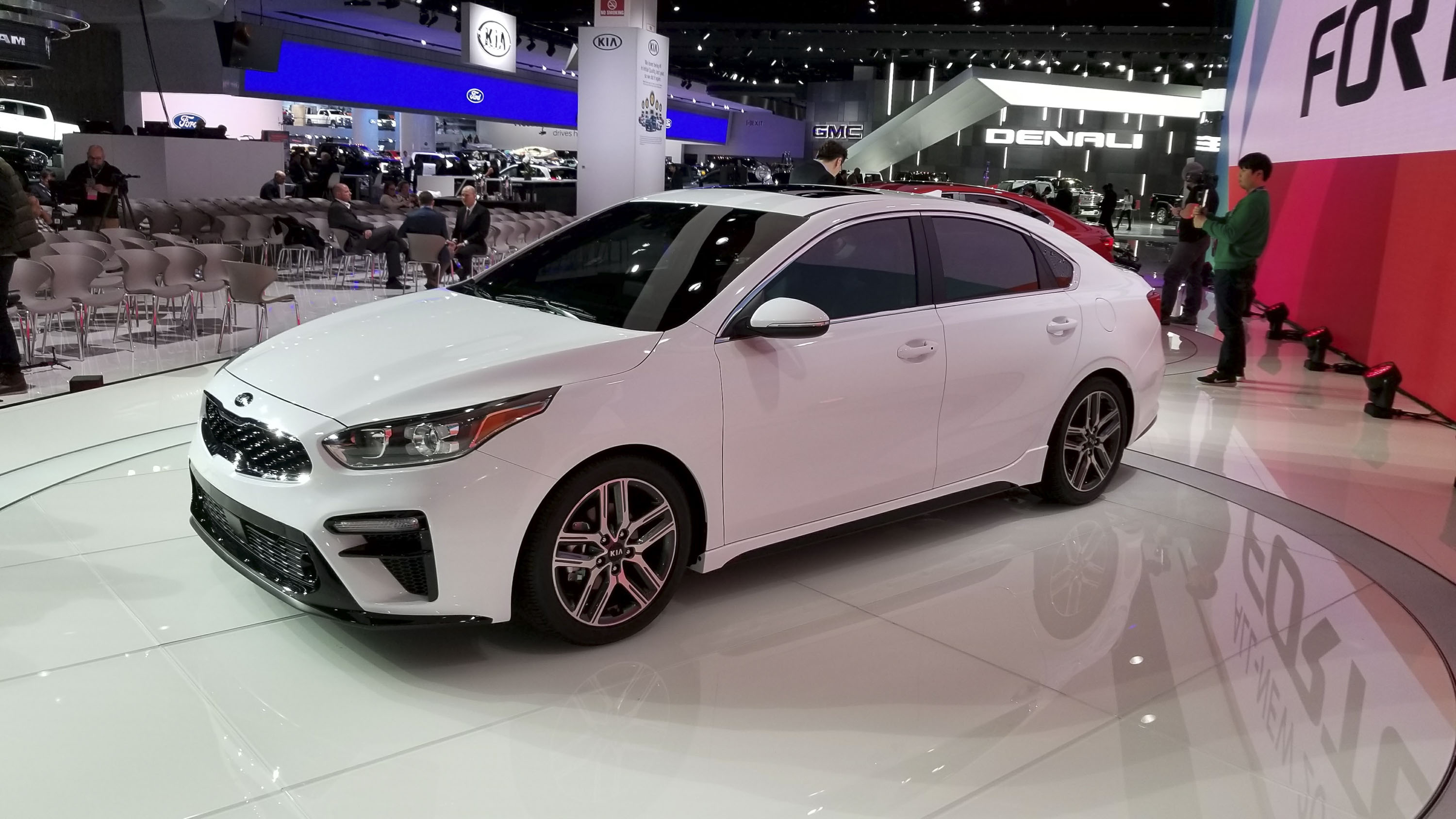 2019 kia forte gets a much needed update top speed for How much are car motors